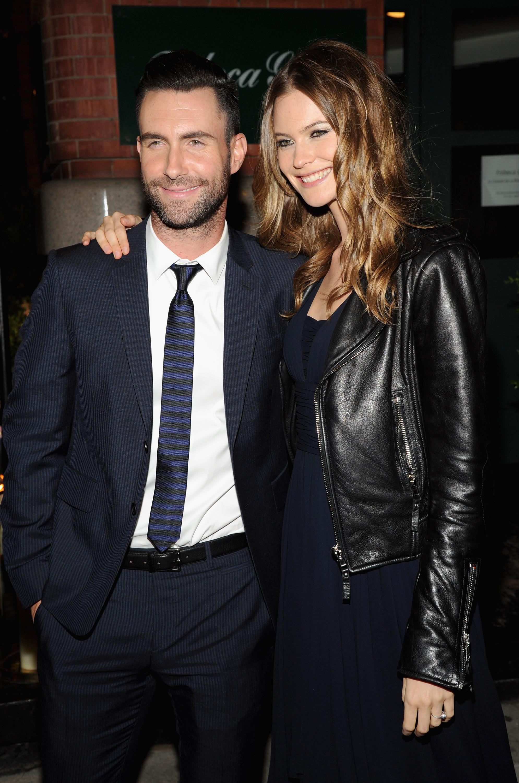 Adam Levine Behati Prinsloo S Wedding Reception Made Me Shockingly Jealous