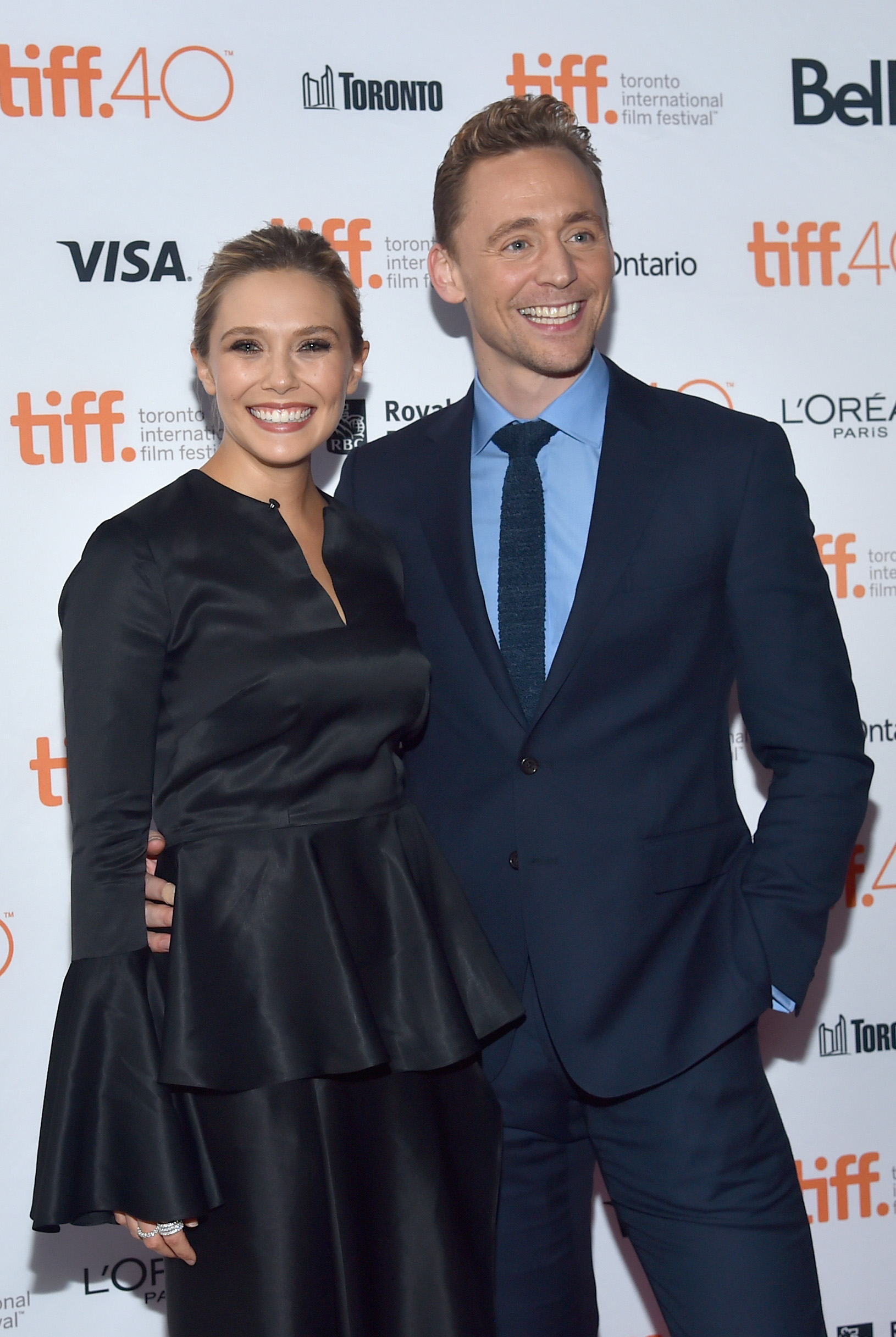 Who is tom hiddleston dating now