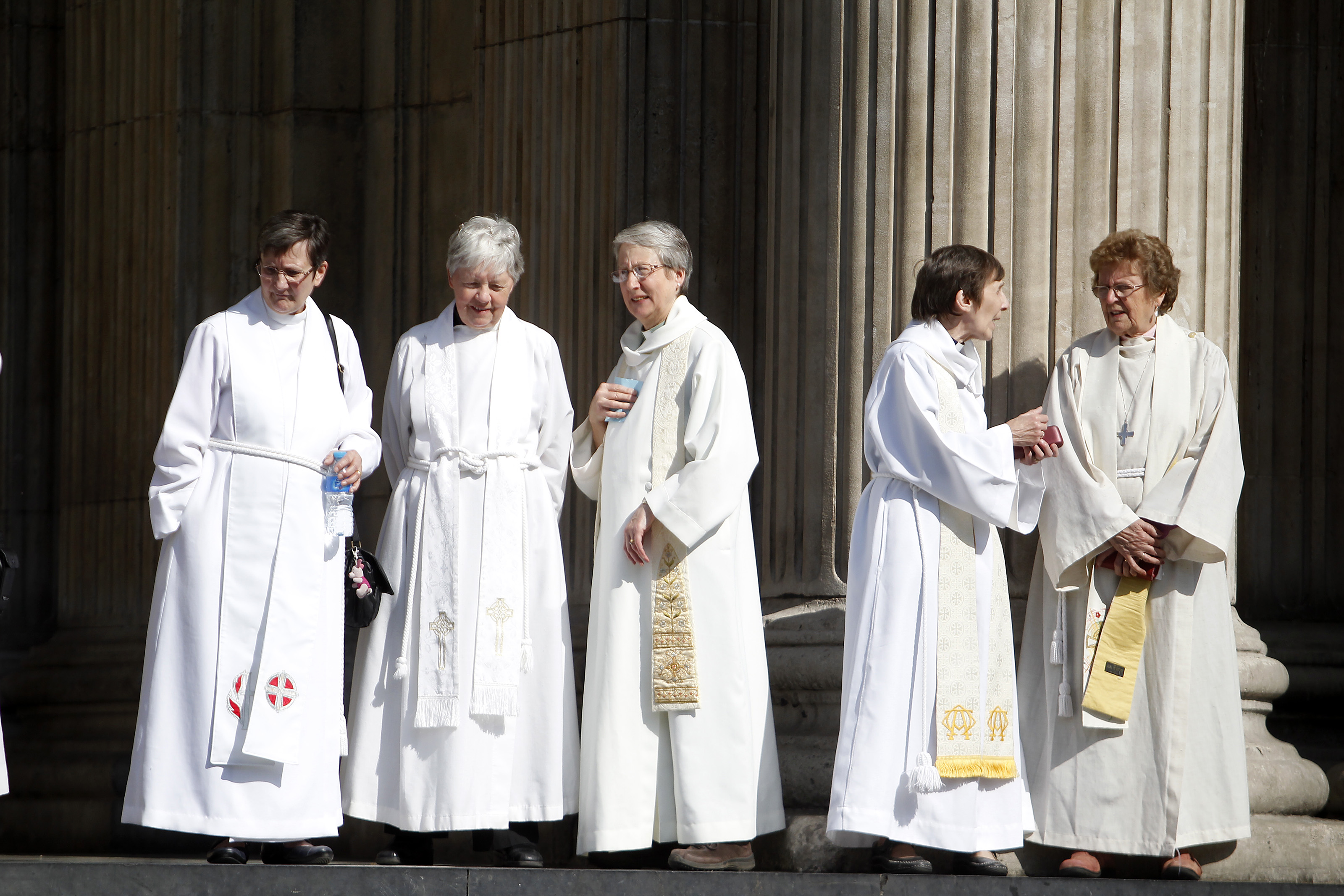 roman catholic women priests are appointing themselves the role the