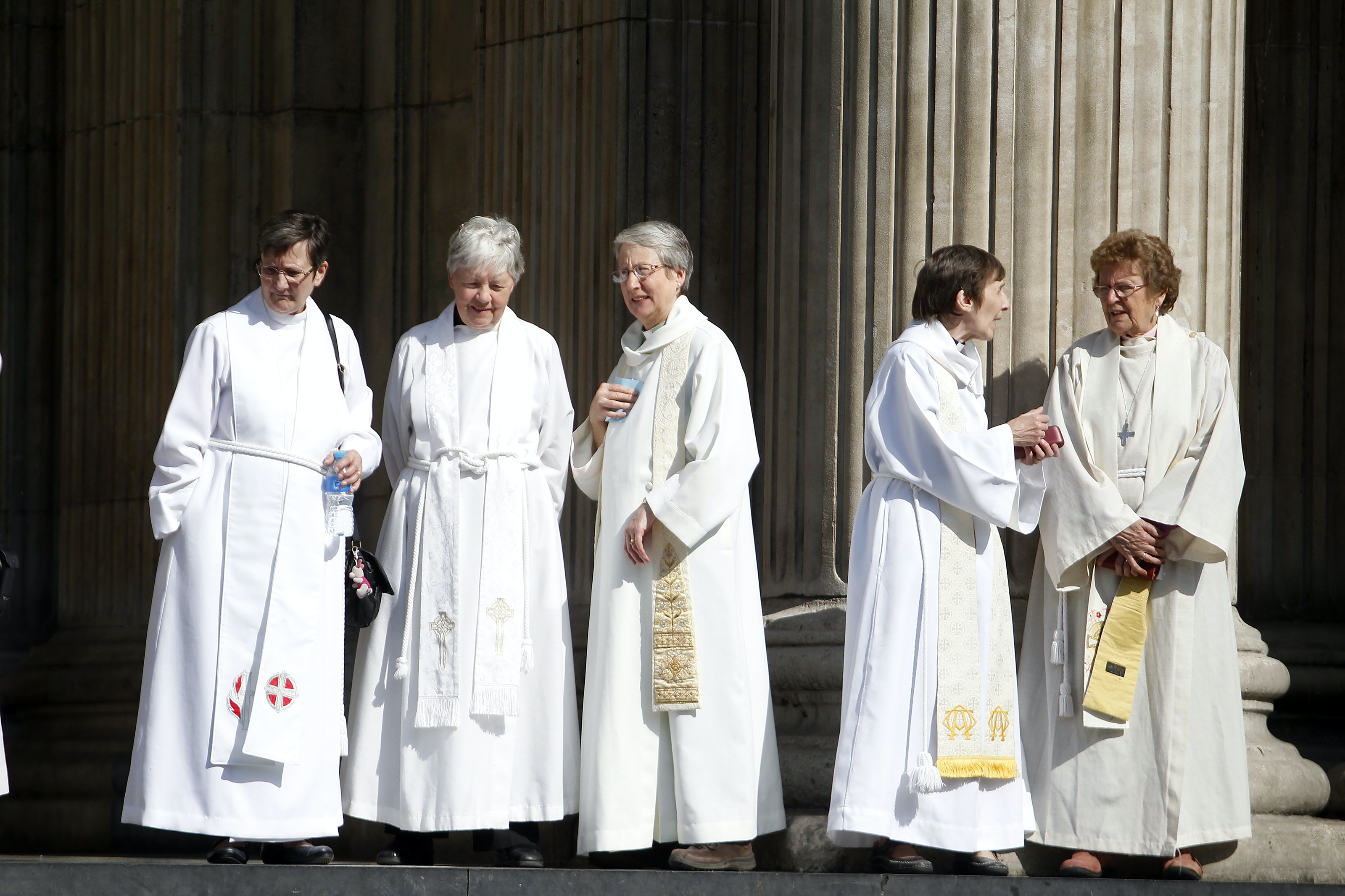 Roman Catholic Women Priests Are Appointing Themselves The Role The Vatican Never Gave Them