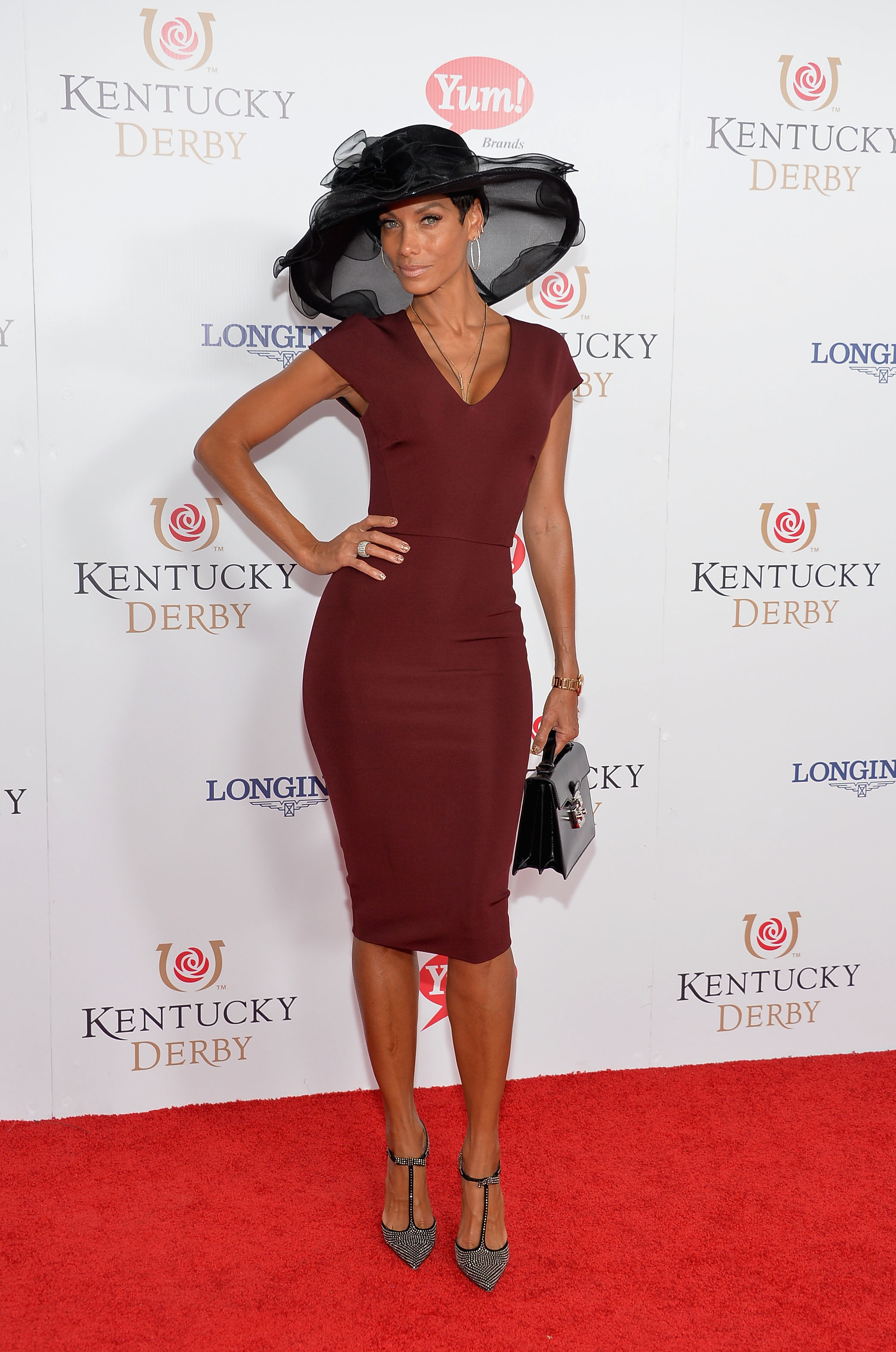 The 20 Best Kentucky Derby Dresses From Recent Years Because Hats Aren T Only Good Part