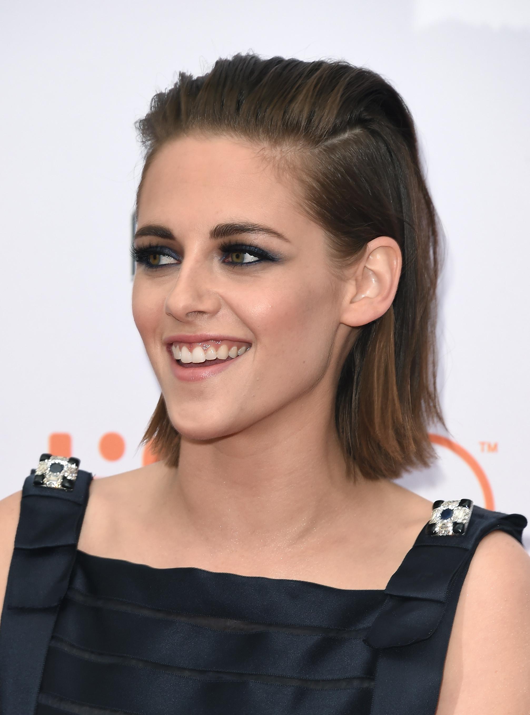 Kristen Stewart Has Long Hair Again Photos
