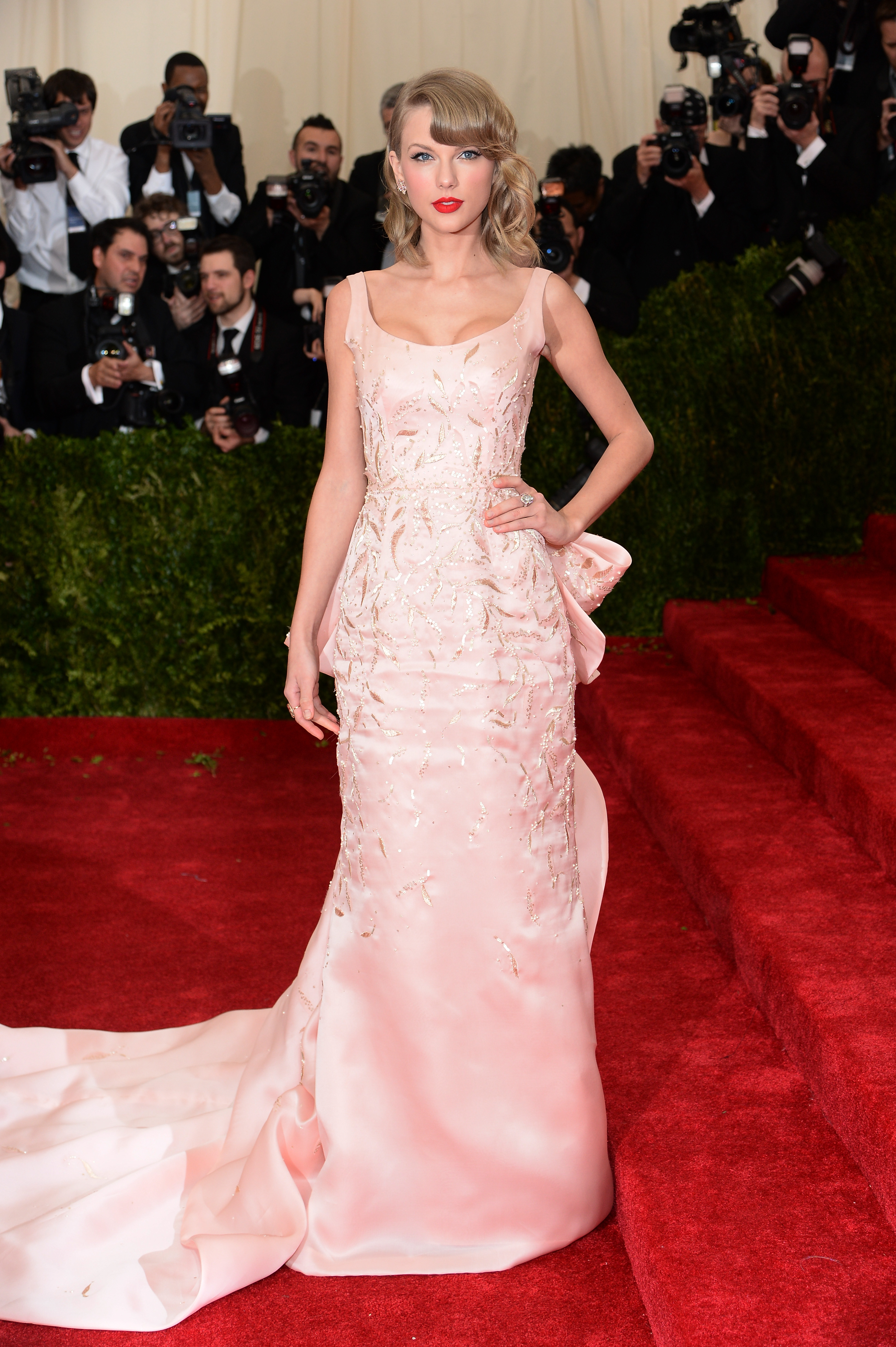 All the 2014 Met Gala Gowns: Prepare Yourselves, Couture Nerds