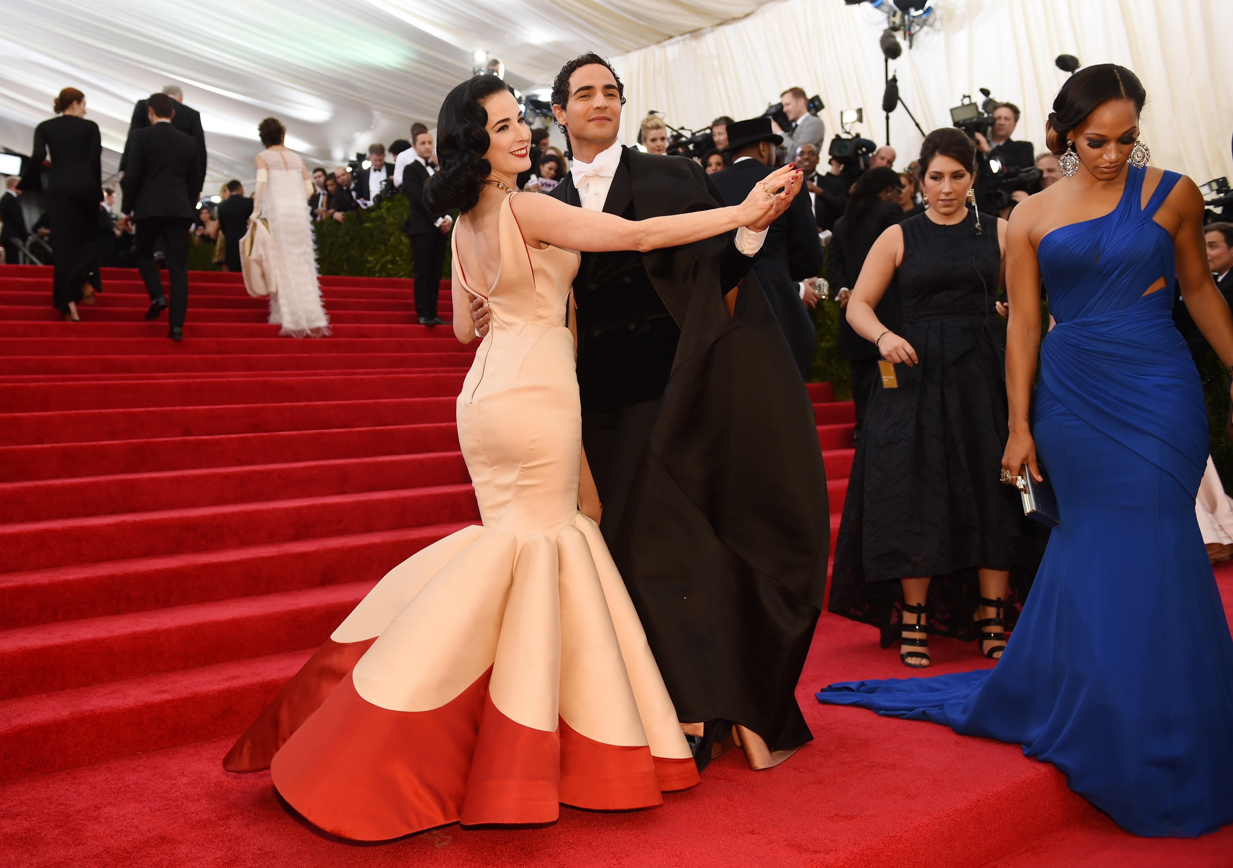 Zac Posen Rumored To Join Charles James Reboot — These Gowns Prove ...