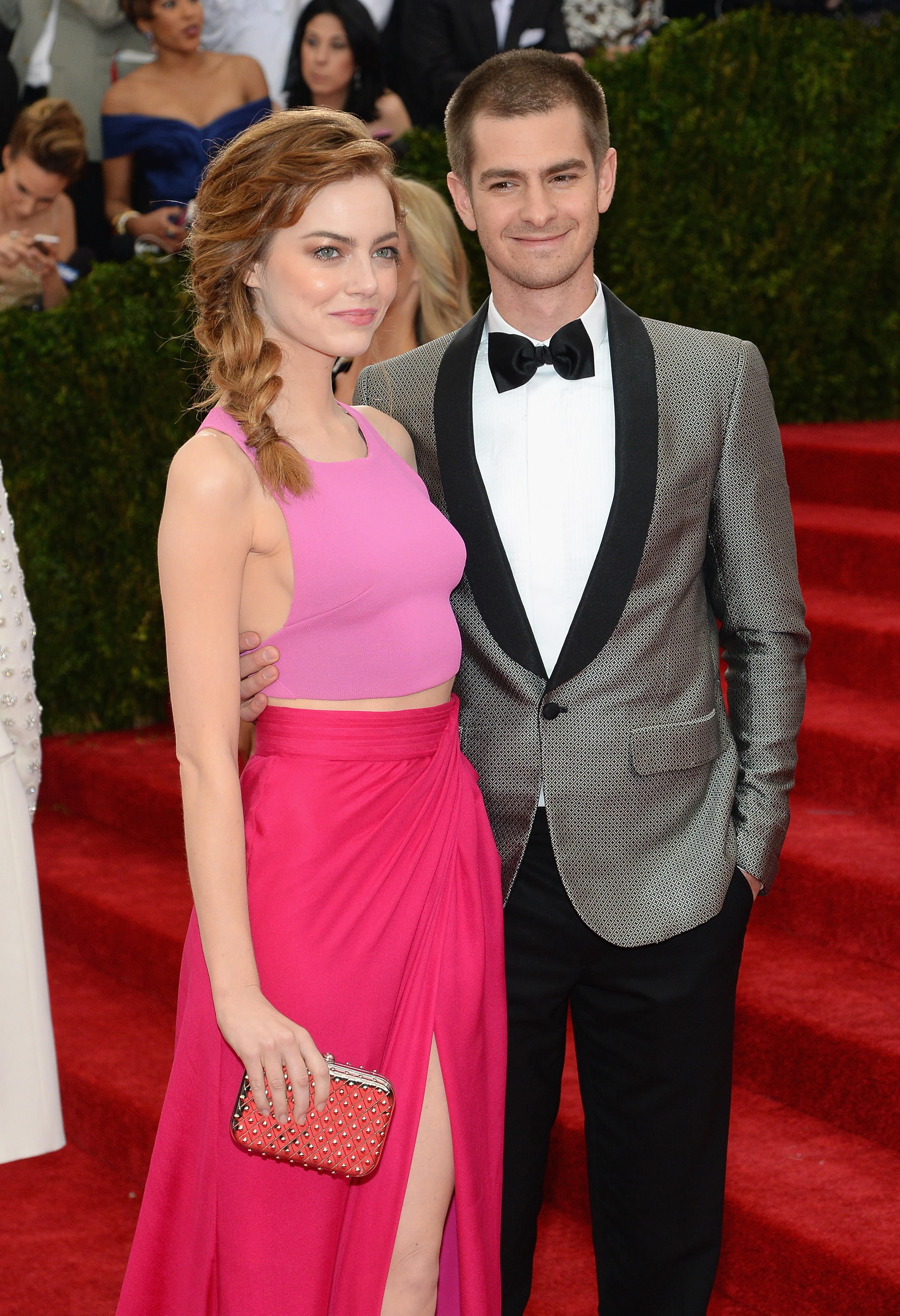15 Emma Stone Andrew Garfield Red Carpet Looks That Ll Make You