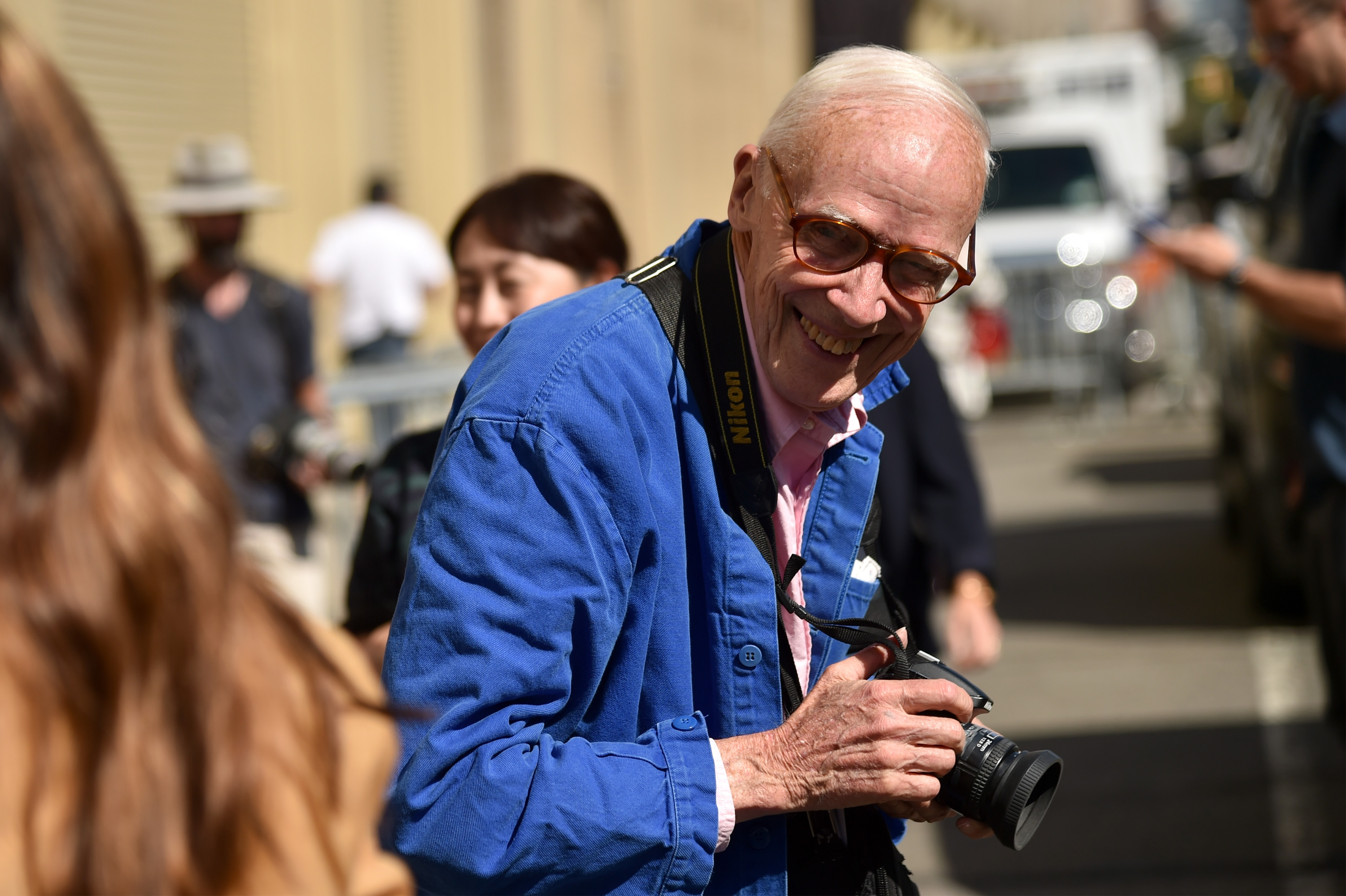 The One Bill Cunningham Photo That Sums Up His Monumental ...