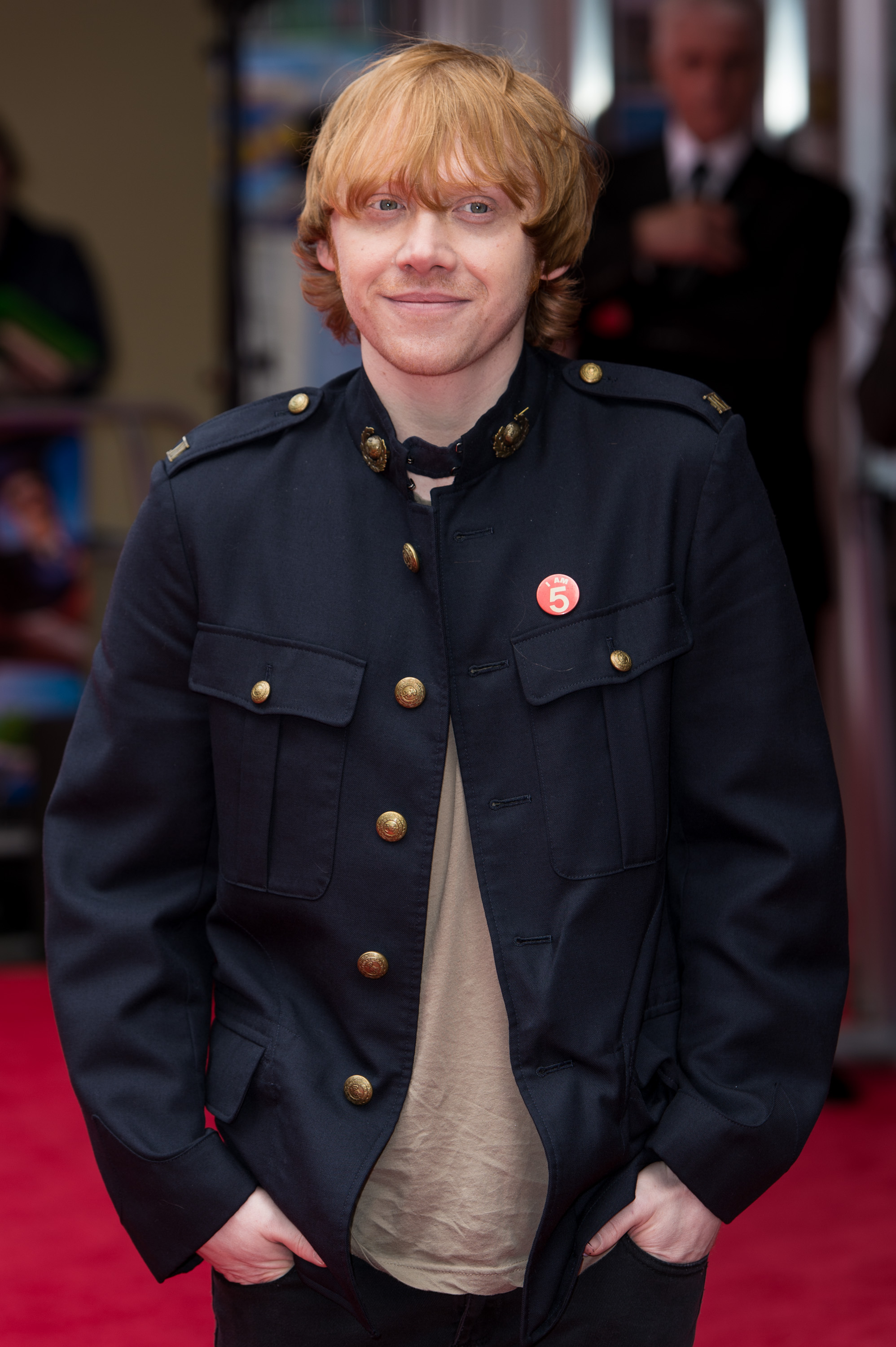 Rupert Grint changed for the sake of his new role 19.07.2018 8