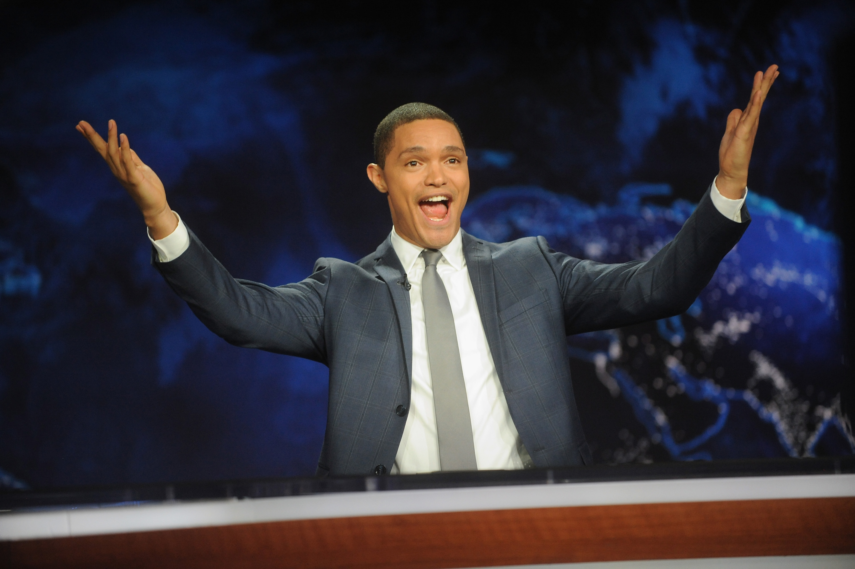 Hidden the daily show with trevor noah promotional videos can brad barketgetty images entertainmentgetty images biocorpaavc Choice Image