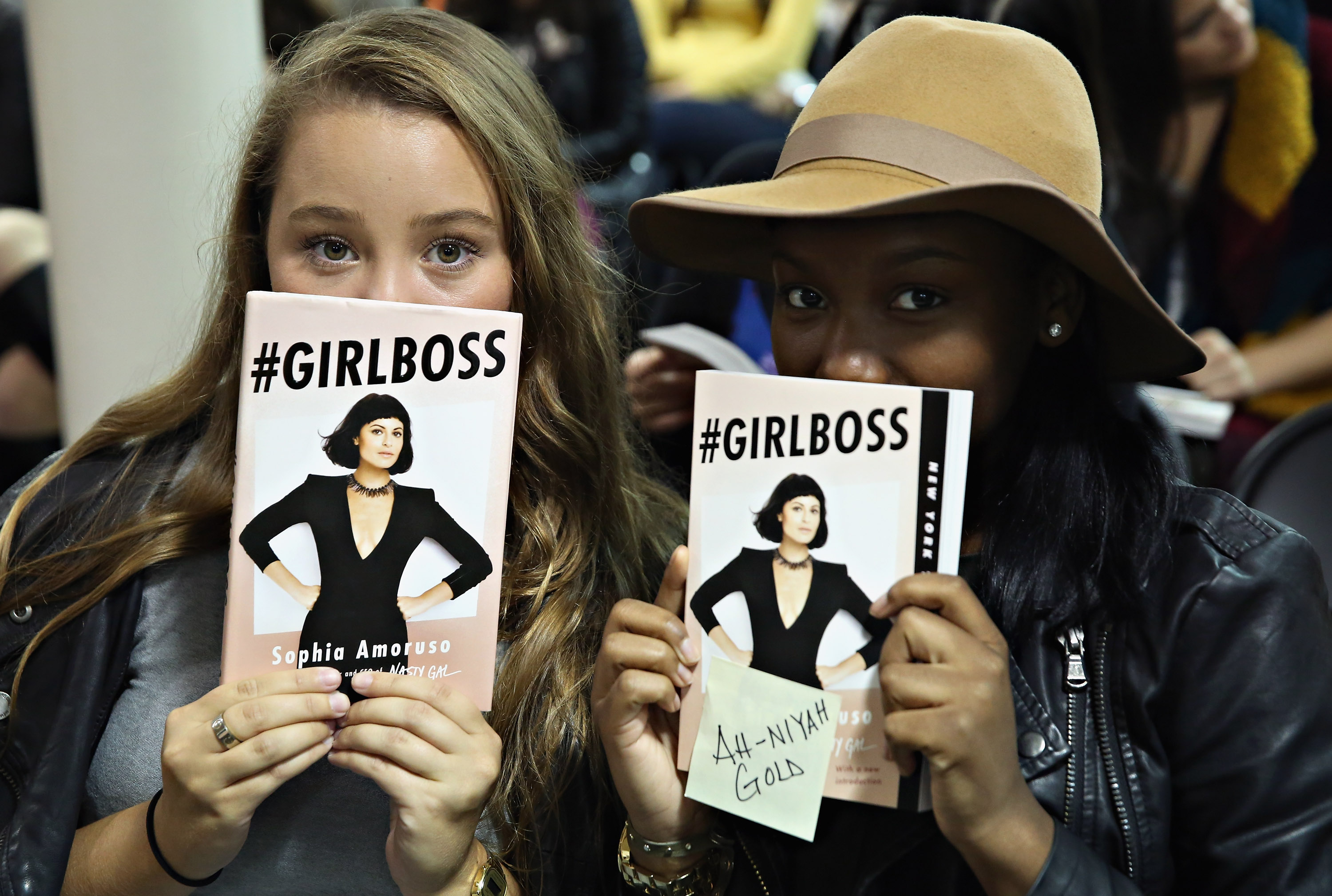 12 Books Every Ambitious Woman Should Read