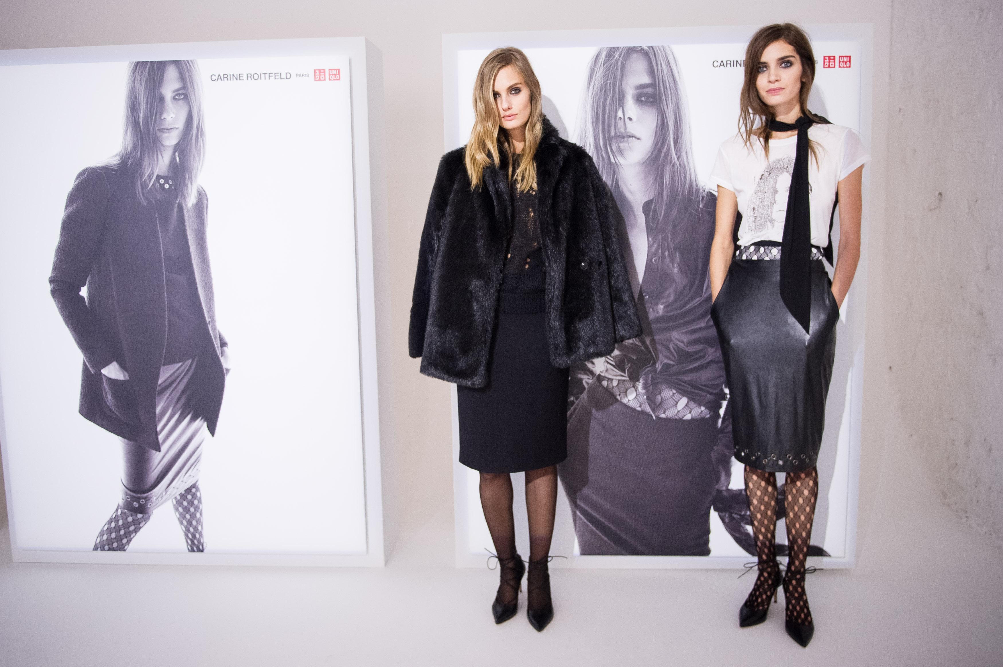 Roitfeld carine a wardrobe retrospective