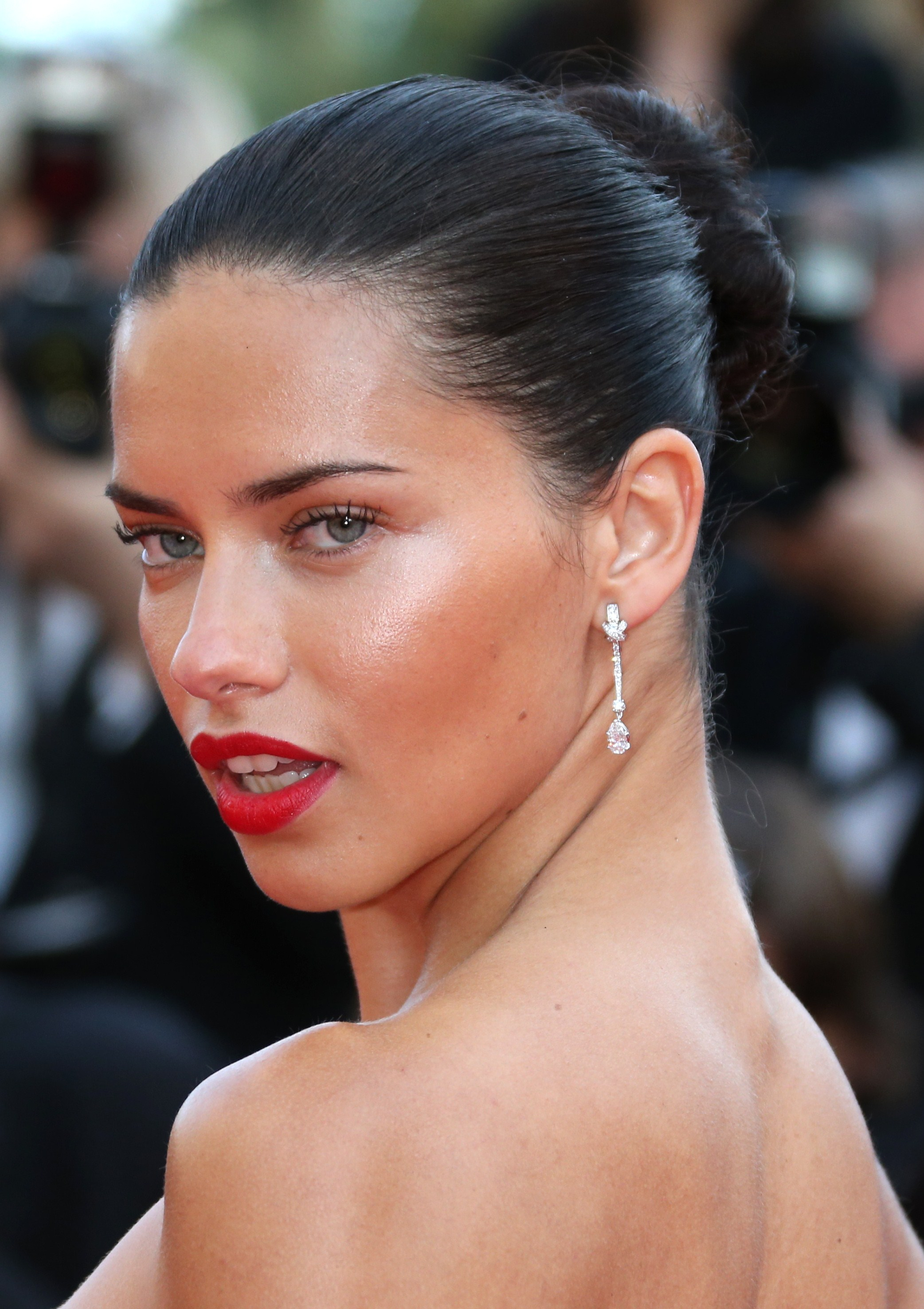 Adriana Limas Best Runway Red Carpet Moments Because Shes Been