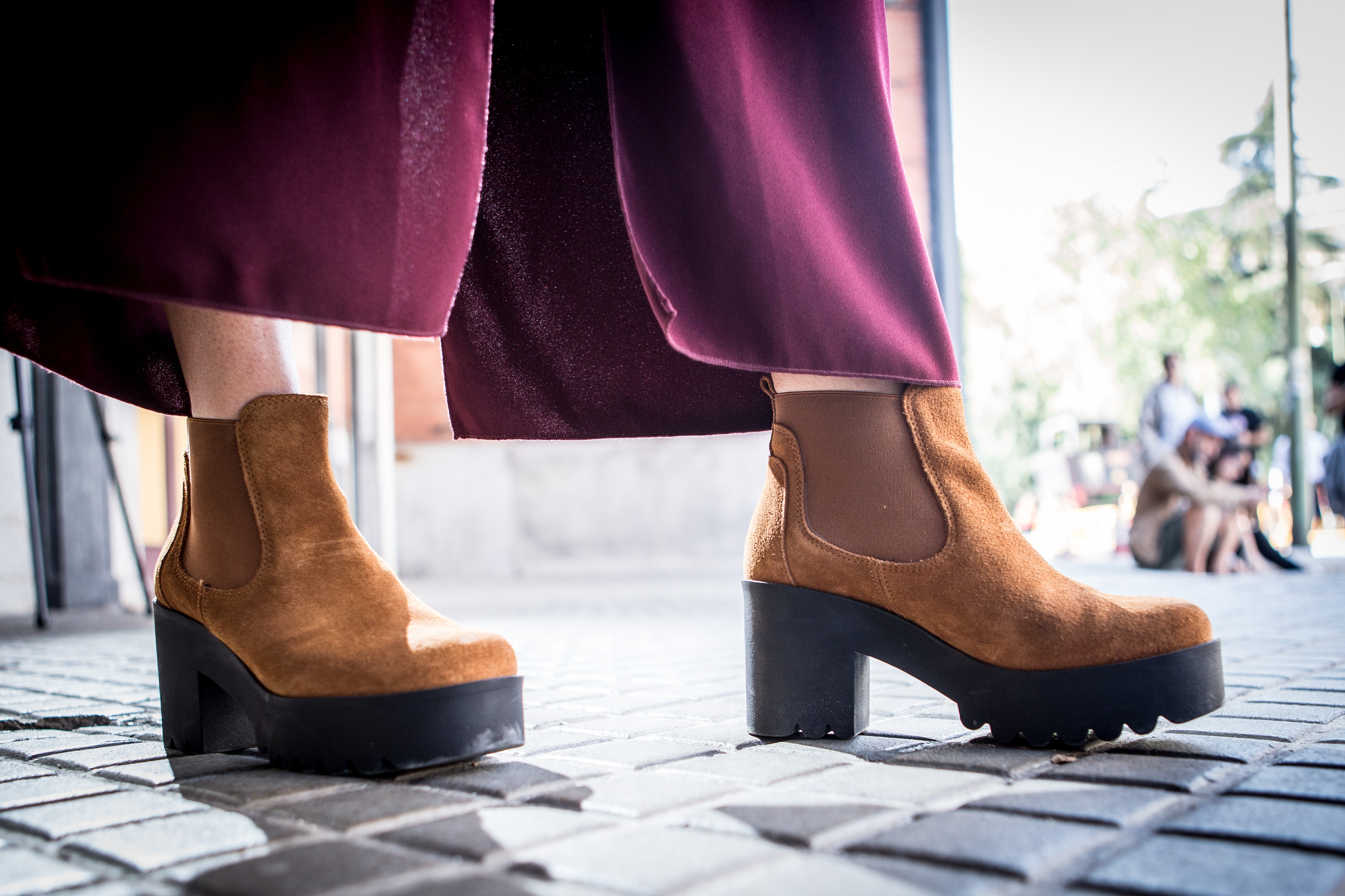 8d9f6c1a84d85 How To Protect Suede Shoes From Snow & Make Sure Your Favorite Boots Last —  PHOTOS
