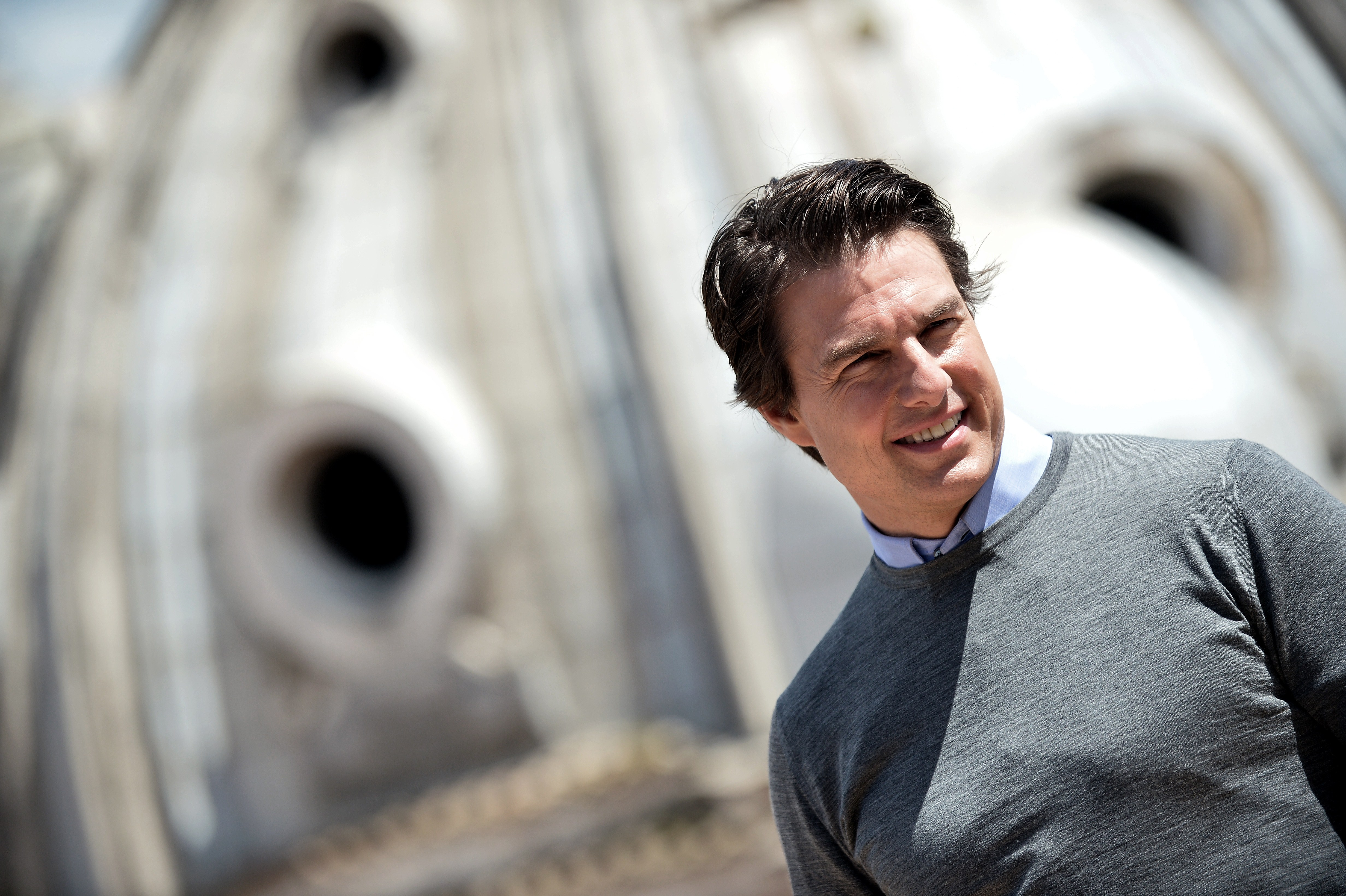 Tom Cruise S Mission Impossible 5 Plane Stunt Is Real Wait What