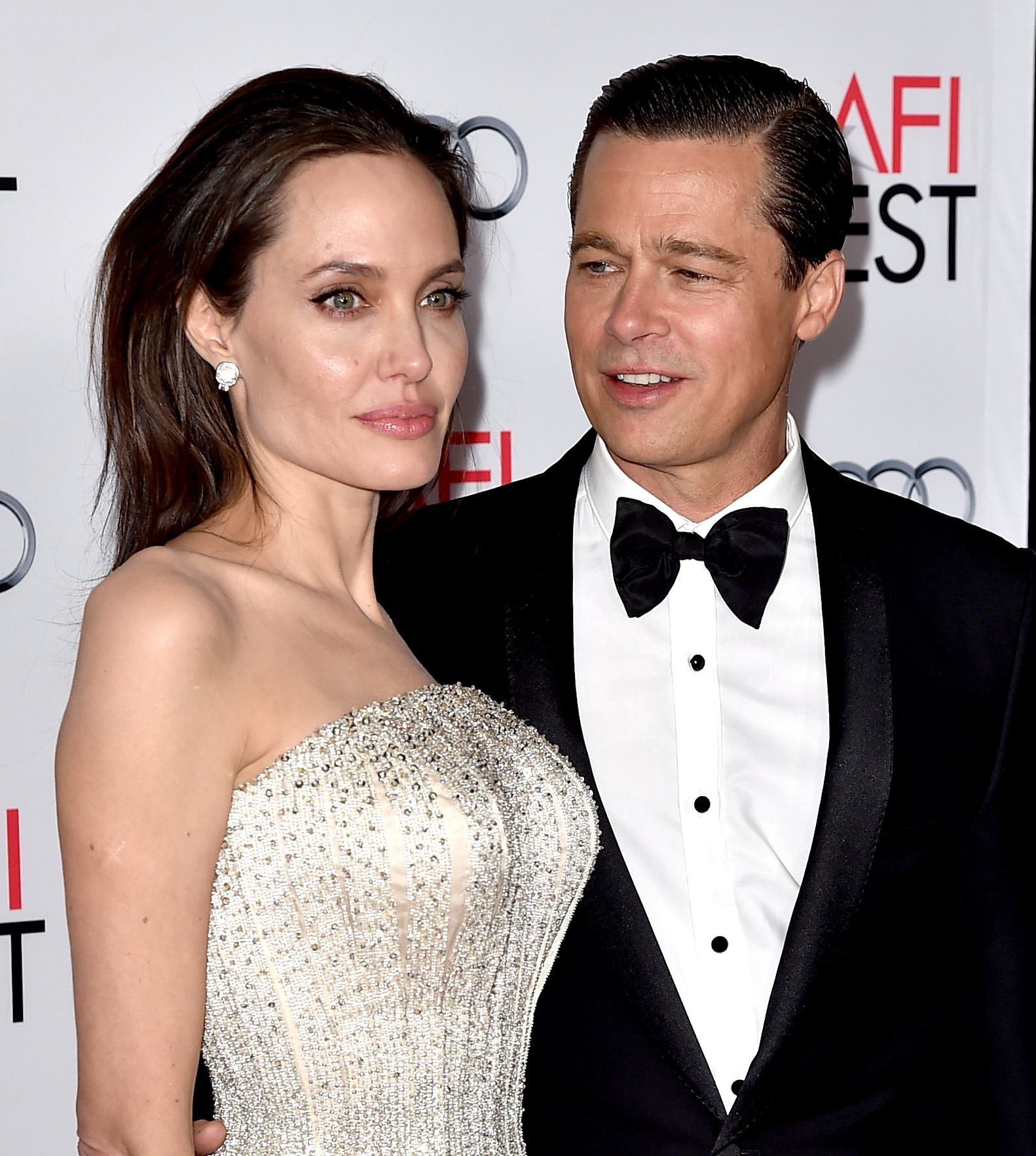 Angelina Jolie Video Hard brad pitt & angelina jolie's last interview together gives