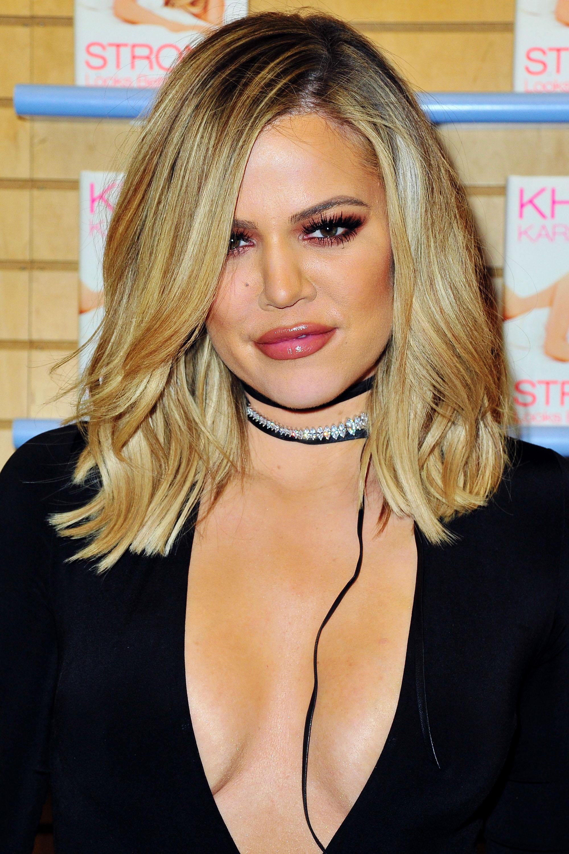 Khloe Kardashian Got A Bob, So It Looks Like Her Short Hair