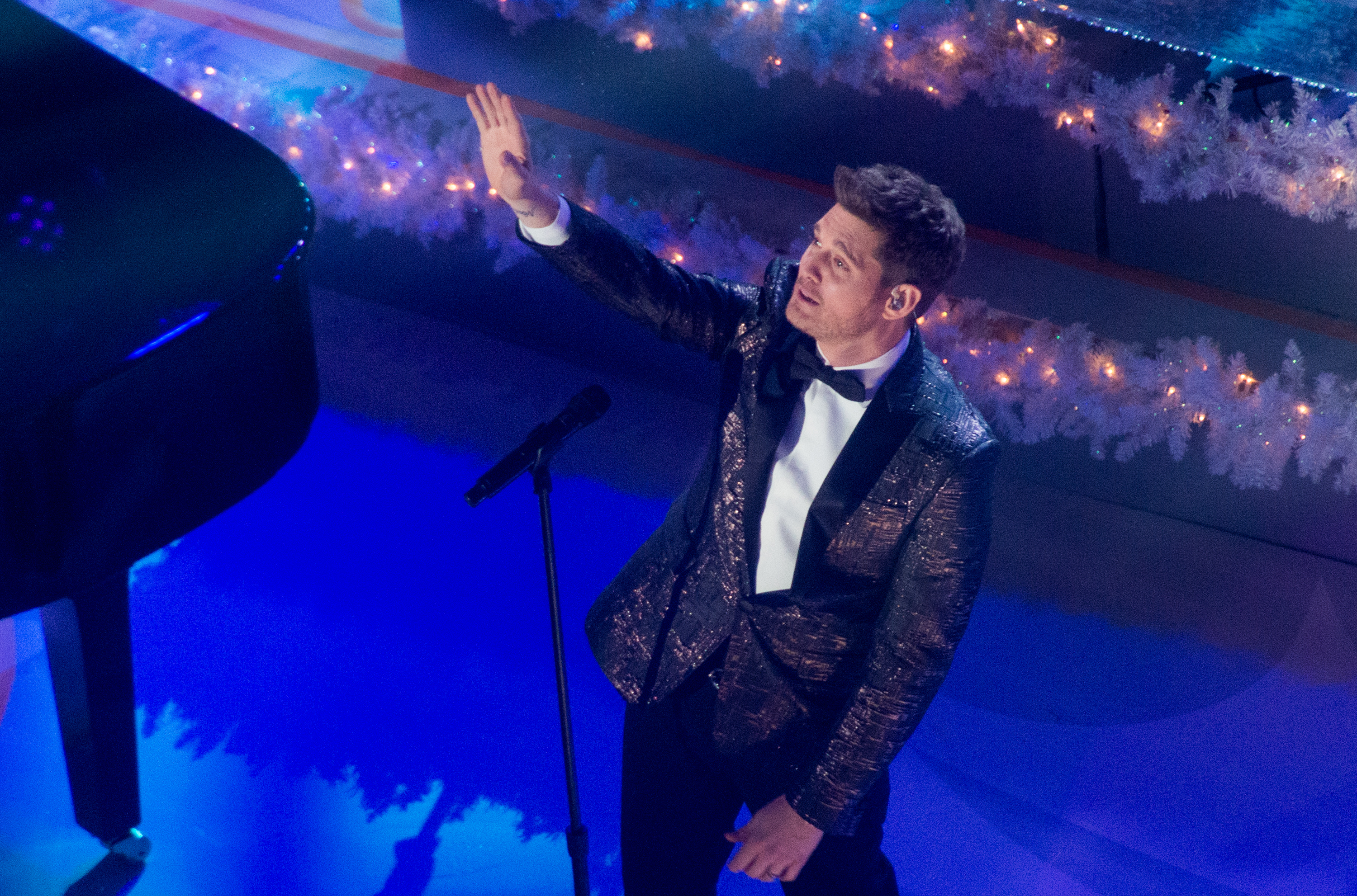 Where To Get Michael Buble\'s \