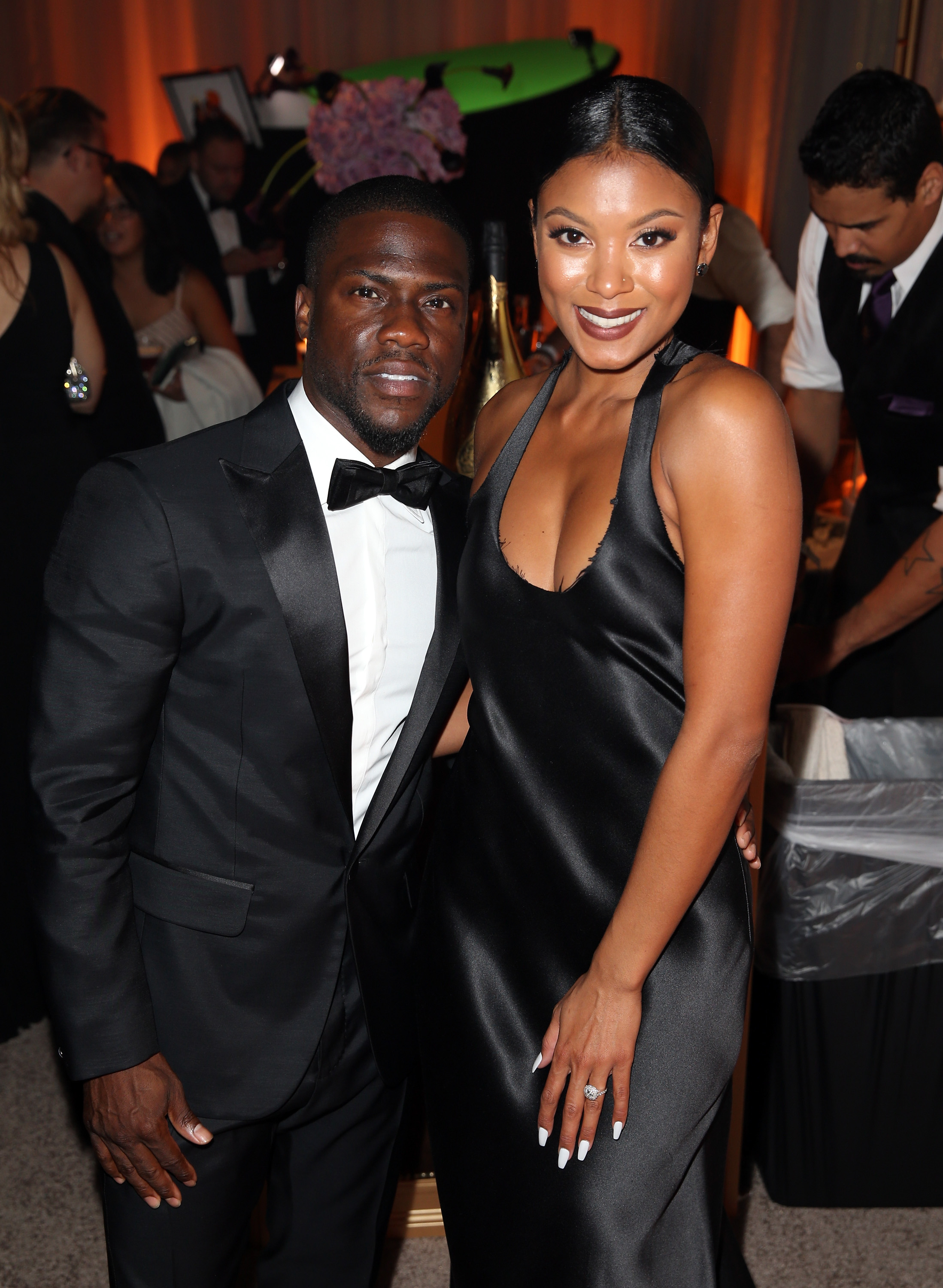 Kevin Hart Marries Eniko Parrish & The Wedding Ceremony ...