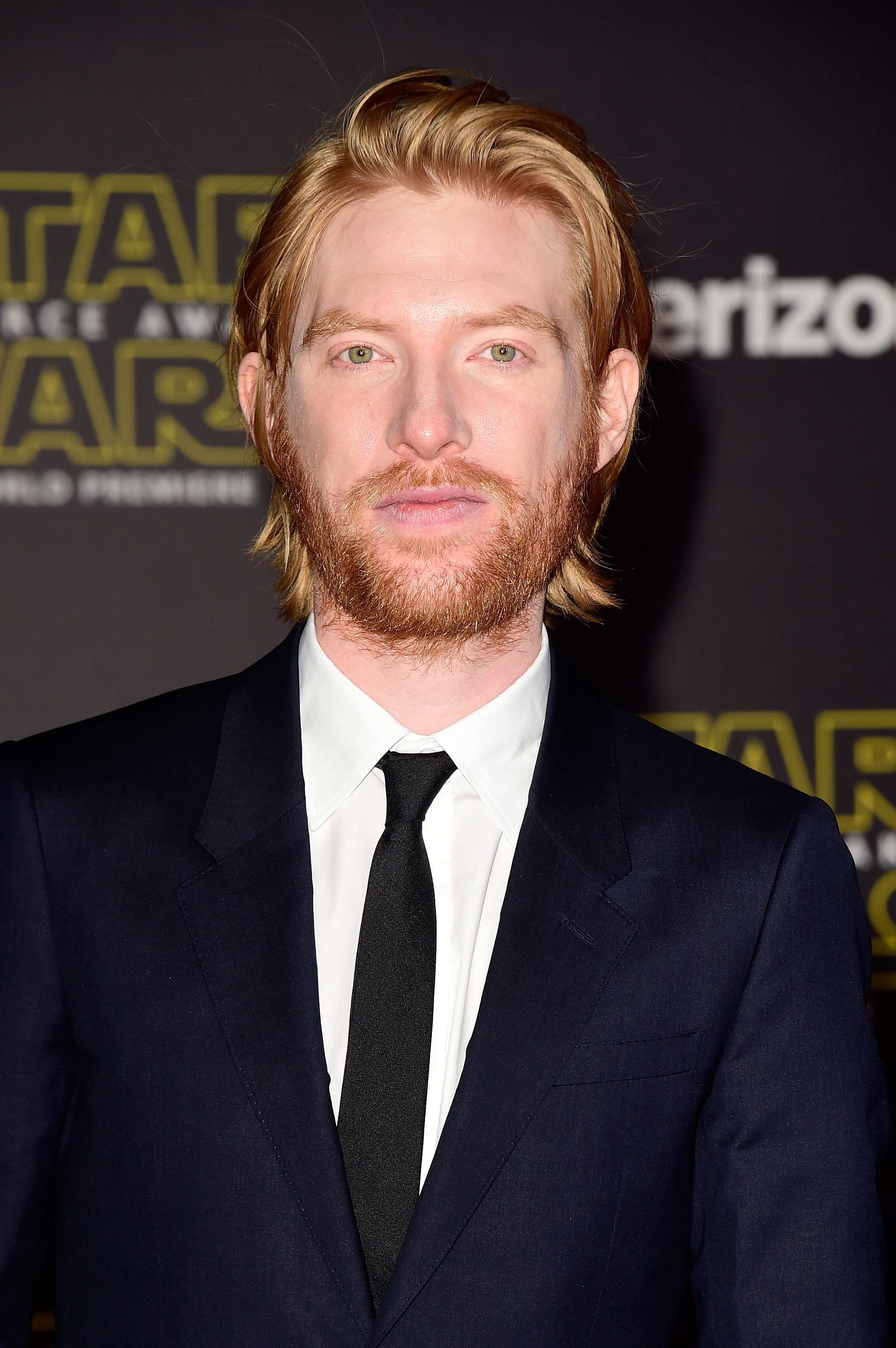 Domhnall Gleeson Is The 'Star Wars' Villain The New Film ...