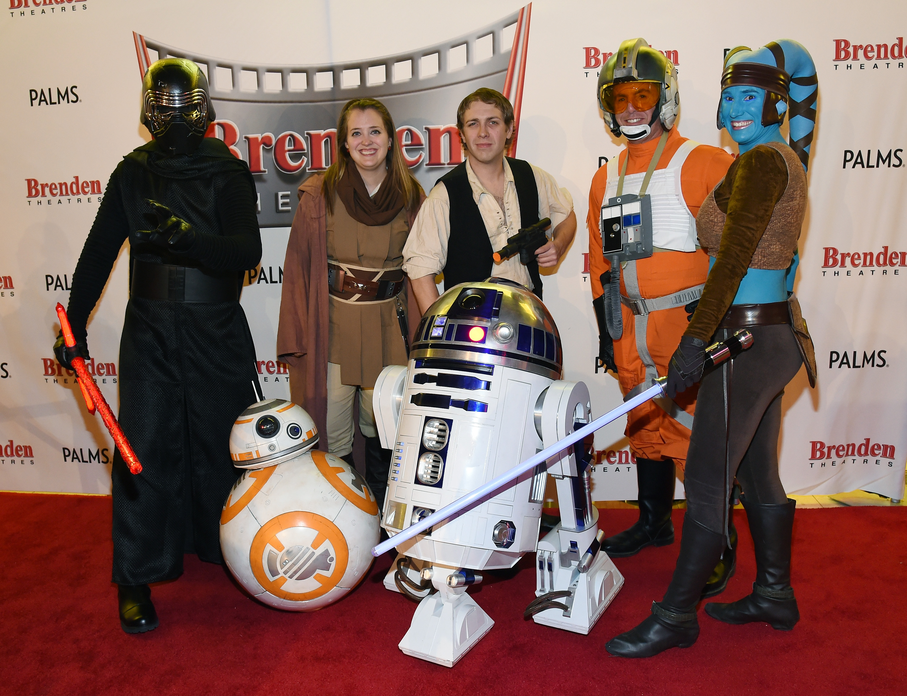 Star Wars Cosplay gebunden — foto 14