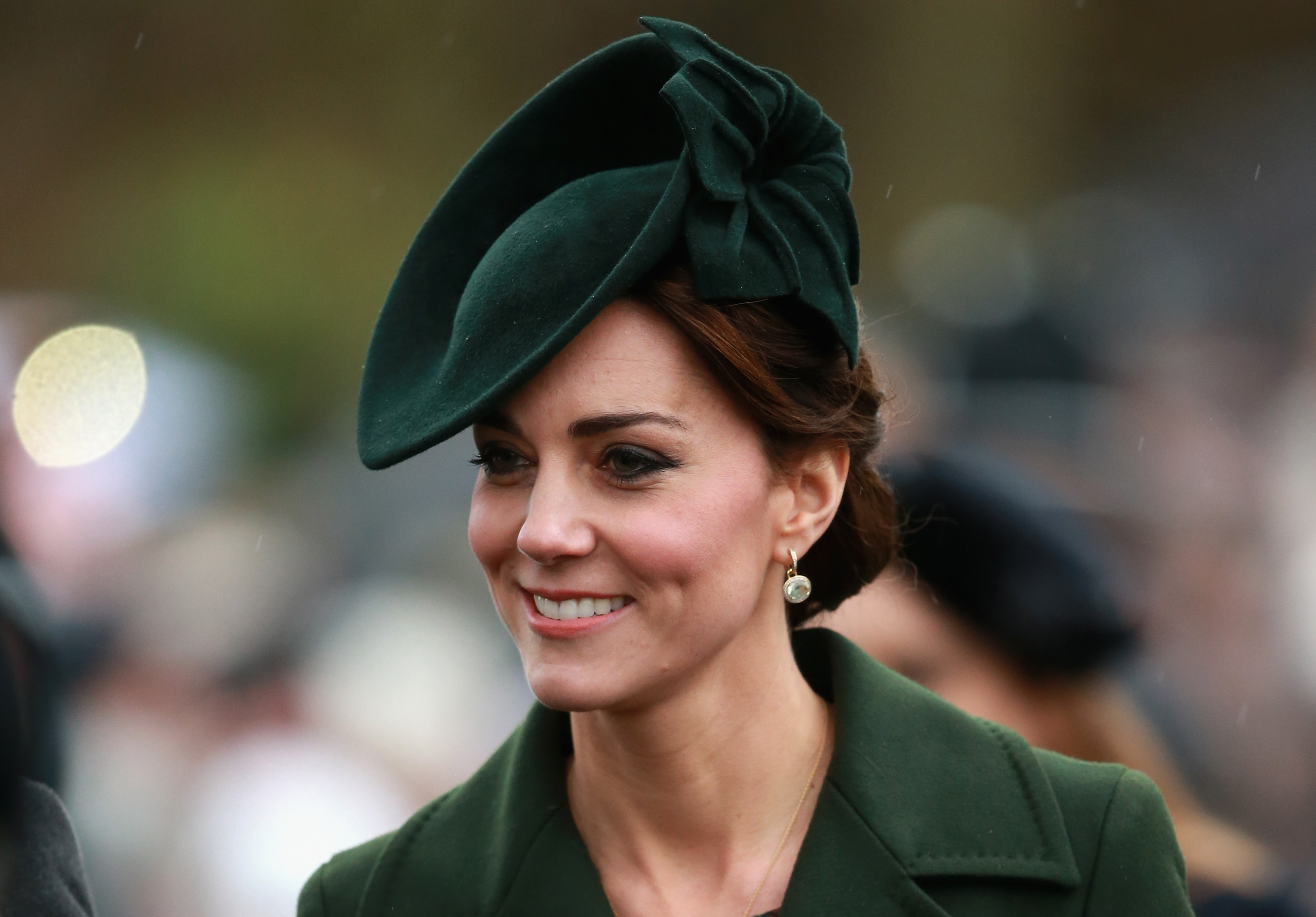 Kate Middleton\'s Christmas 2015 Outfit Is Her Most Stylish Look Of ...