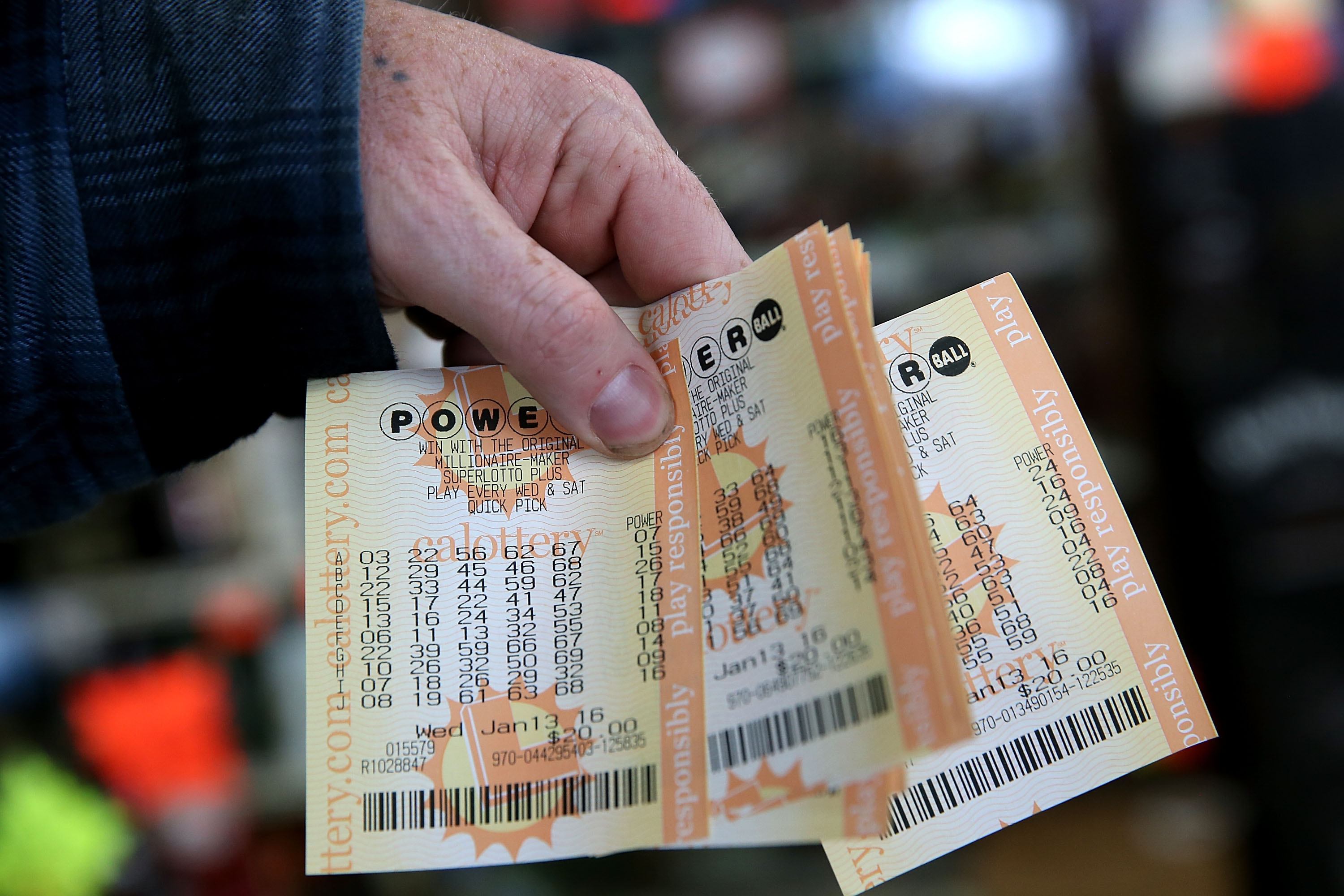 Buy Powerball Tickets