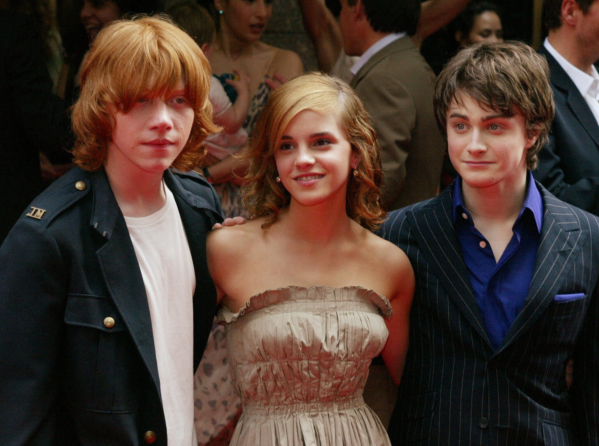 What are Harry Potter actors spending their business dividends on? 41