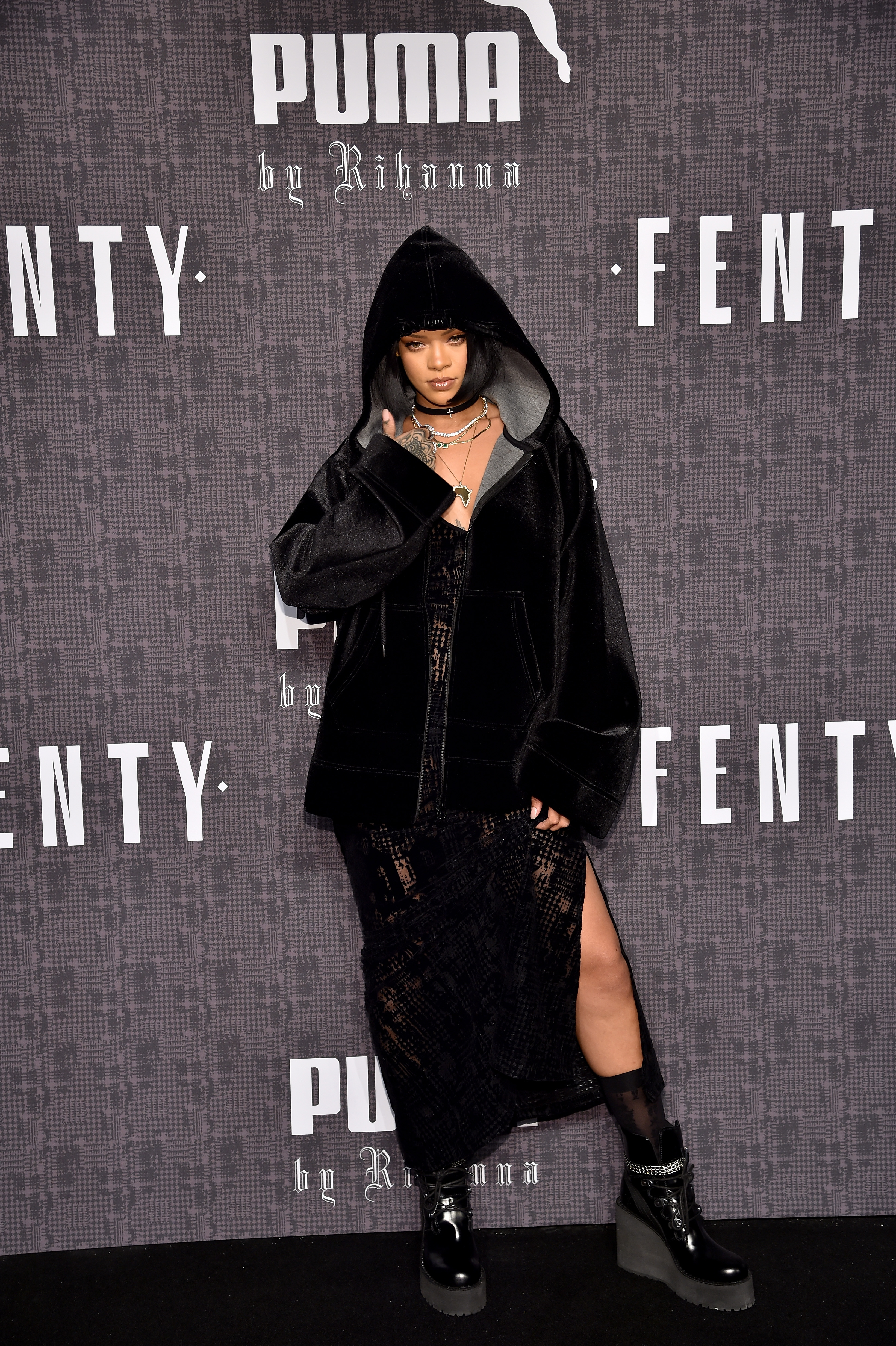 best website c4da3 7411d Where To Buy Rihanna's New Puma Creepers Because You Need ...