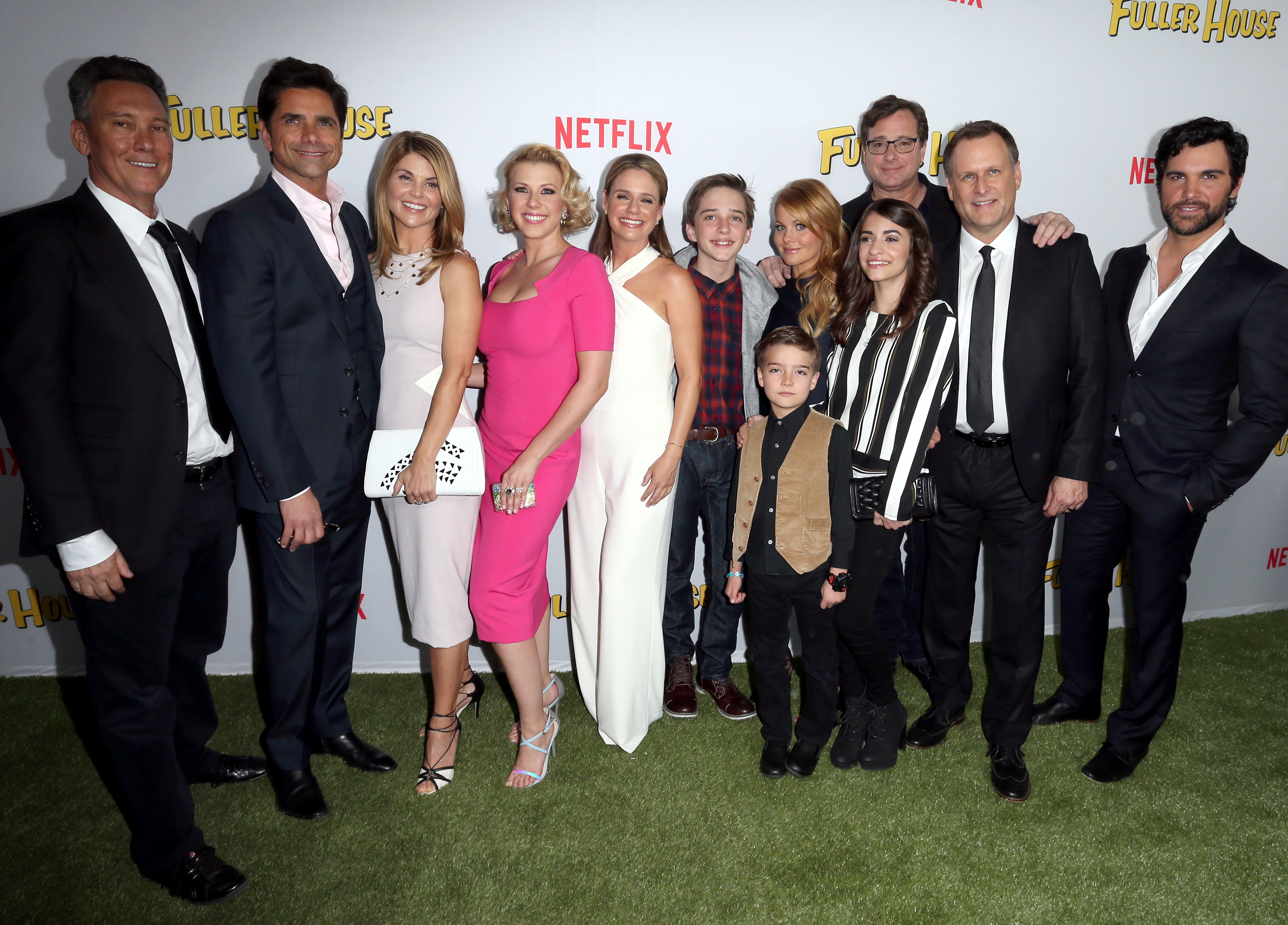 How Old Is The Fuller House Cast The Full House Actors