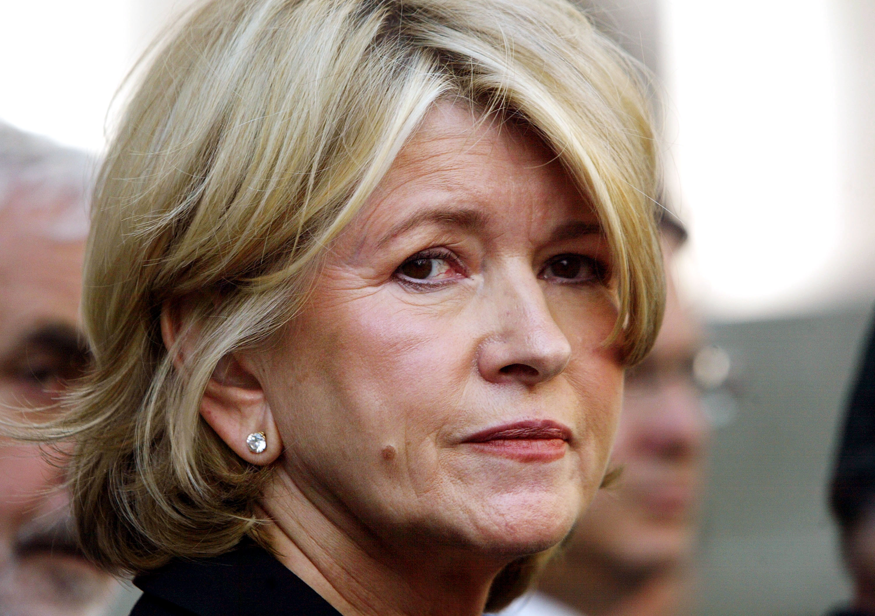 """martha stewart controversy essay The """"martha stewart show"""" got a little racy when its martha stewart naughty joke about sausage casings sparks controversy share on facebook share on twitter."""