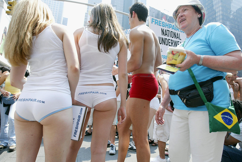 Panties Survey 117