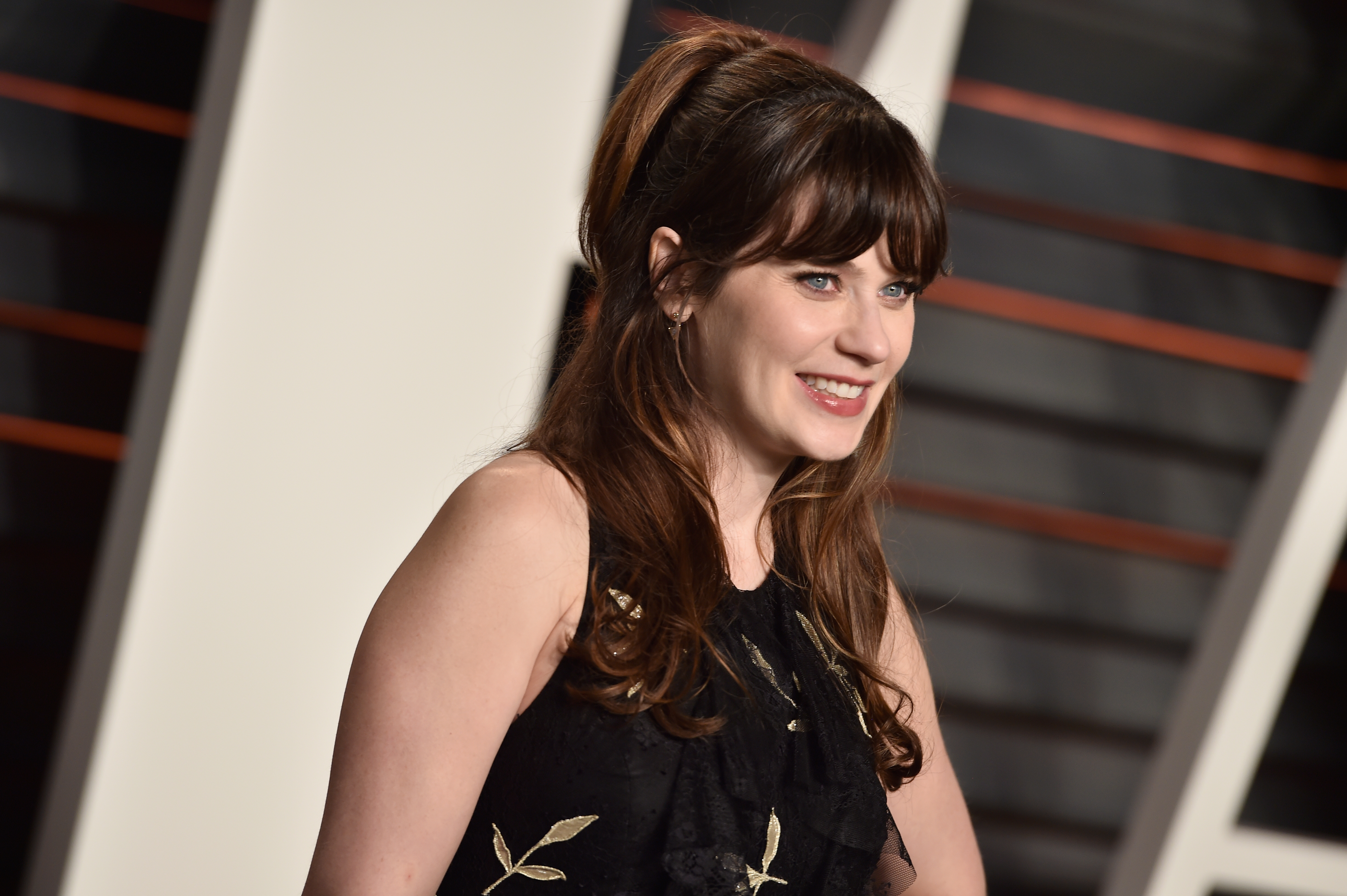 Fashion style Deschanel zooey foxs new girl for woman