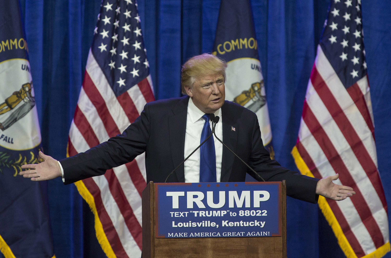 Has Donald Trump Addressed John Oliver's