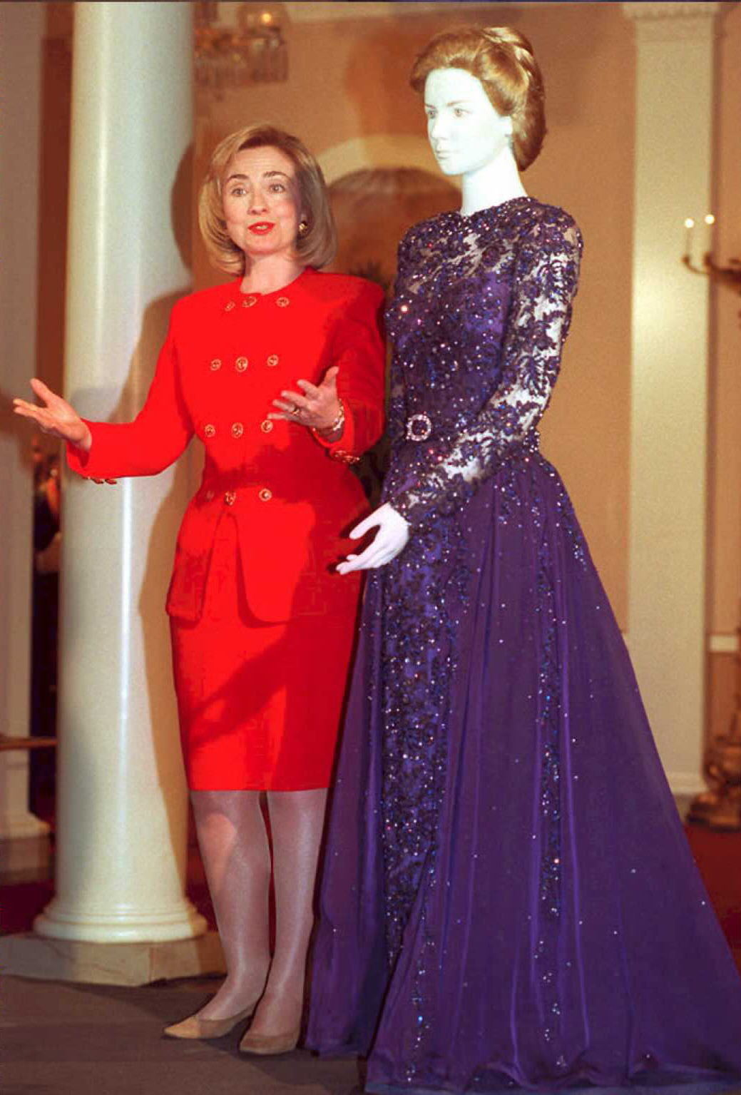 The Most \'90s Photos Of Hillary Clinton Ever Taken Are Even Better ...