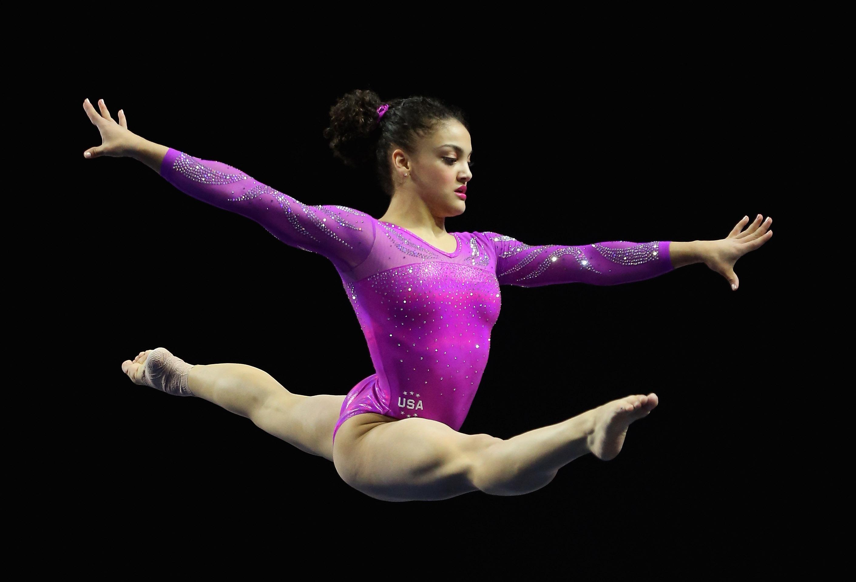 Laurie Hernandez cuban