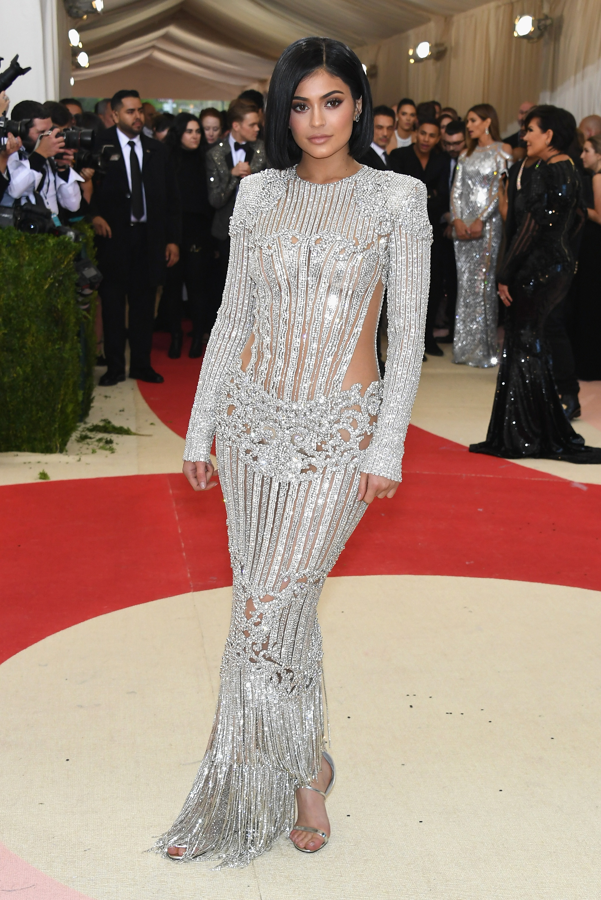 Who Designed Kylie Jenner\'s 2016 Met Gala After Party Outfit? It\'s ...