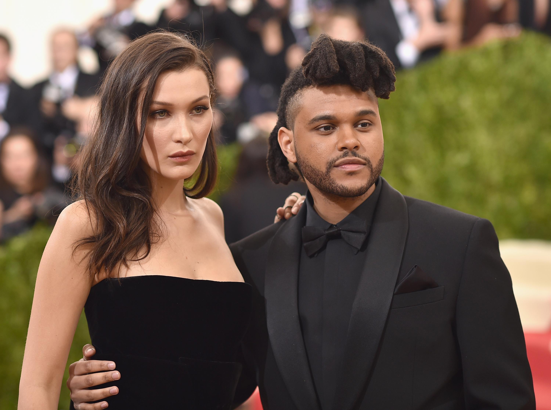 Bella Hadid   The Weeknd At The 2016 Billboard Music Awards Didn t Happen  This Year b96deb27e3f5b