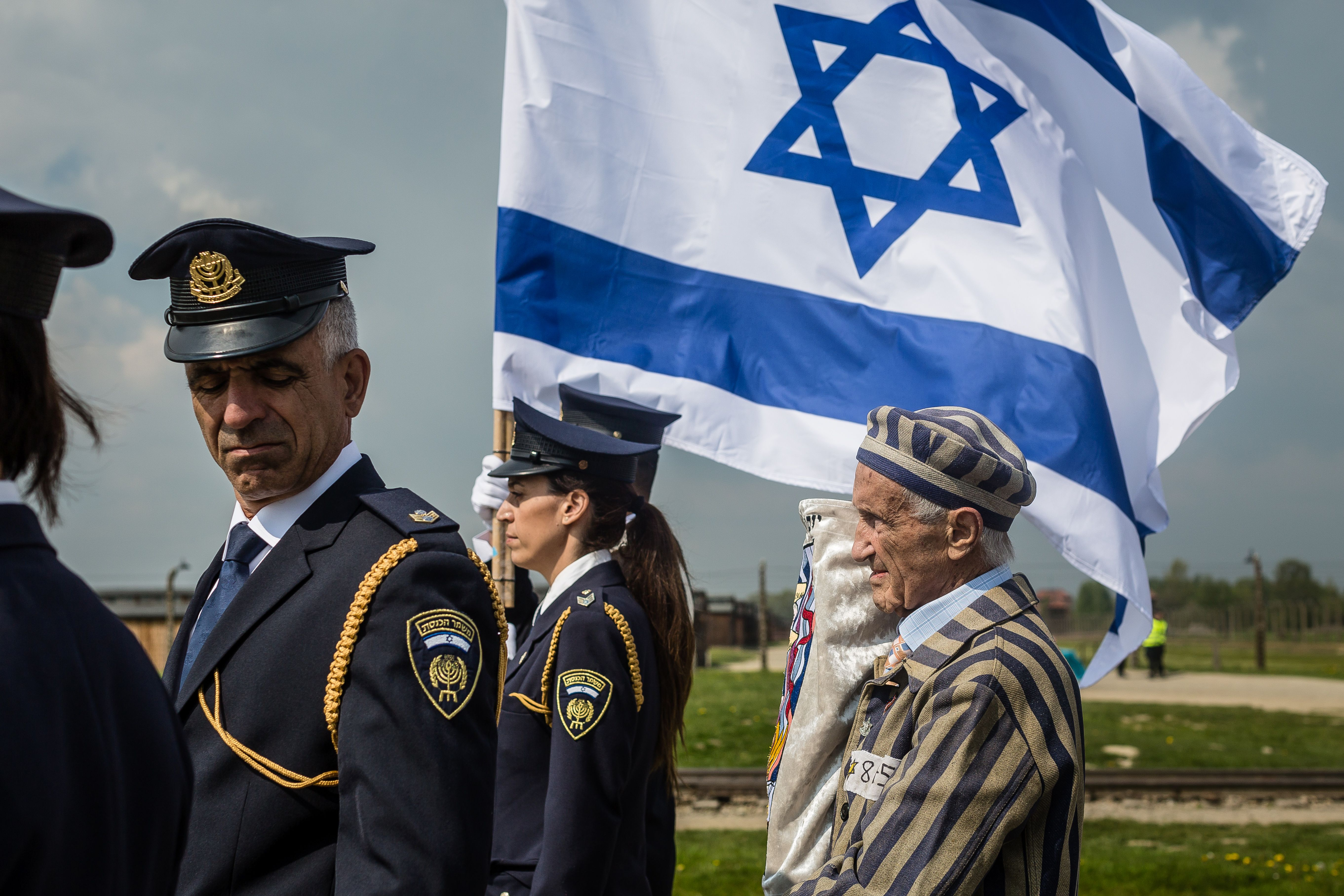 how many holocaust survivors are alive today? the march of the