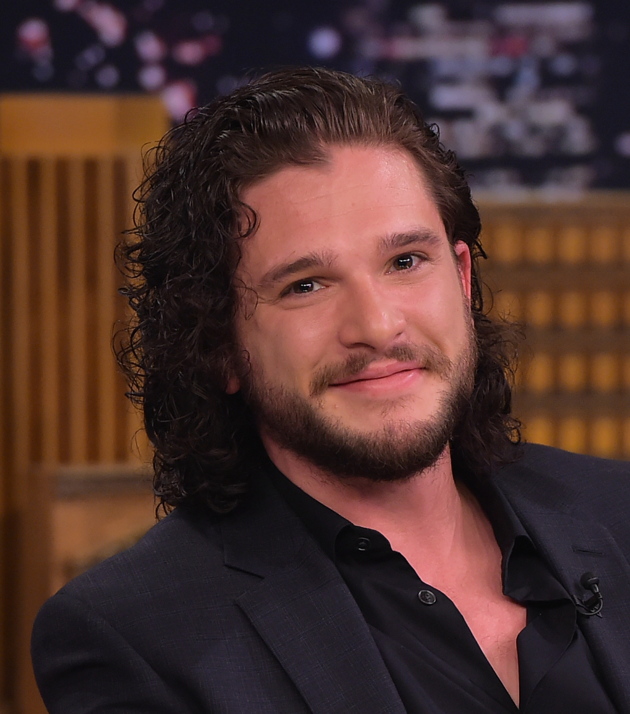 Is Jon Snows Man Perm The New Man Bun Heres Why This Hairstyle Is