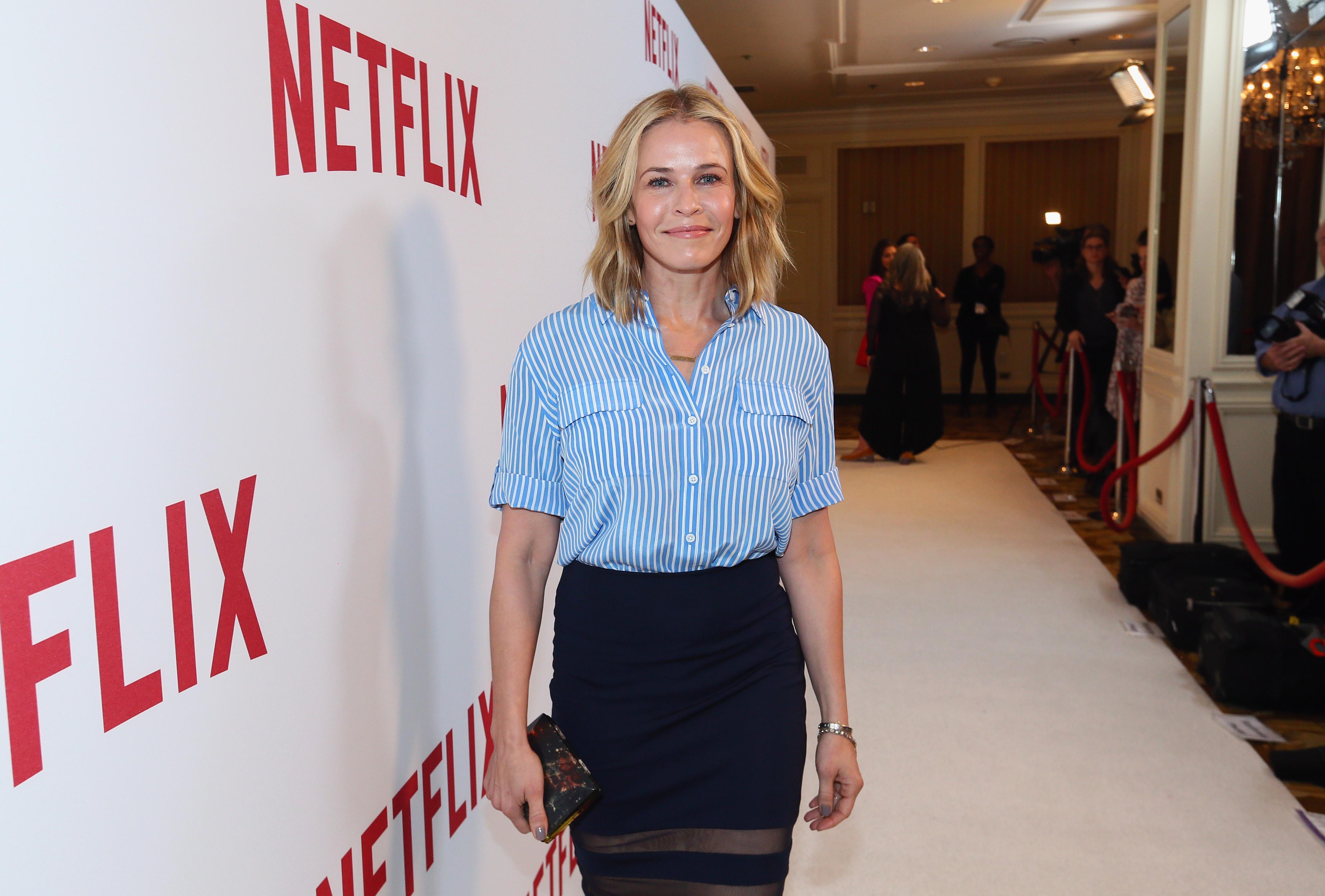 Chelsea Handler Talks Not Wanting Kids On Her Netflix