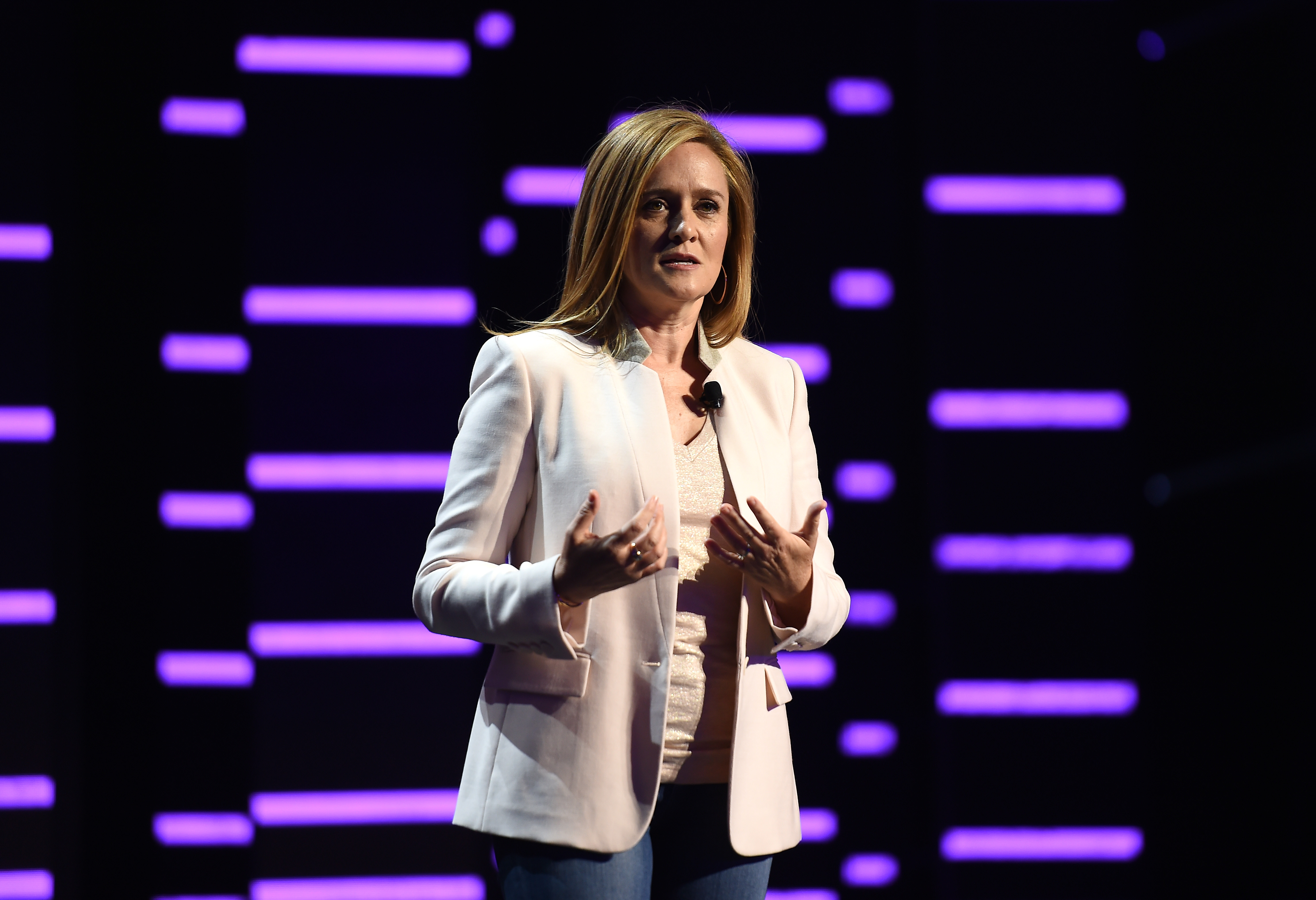 Samantha bee daily show homosexuality