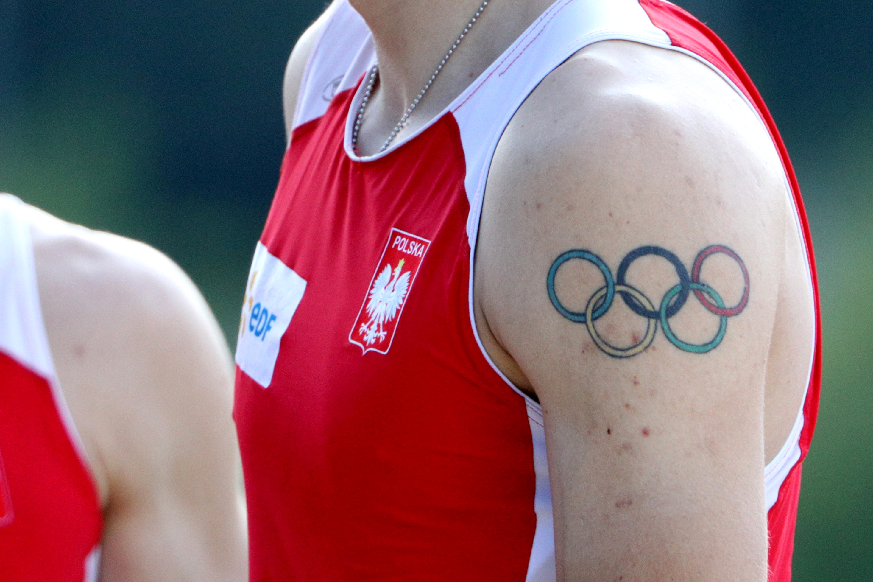Are Olympians Allowed To Have Tattoos Ink Is More Common Than You
