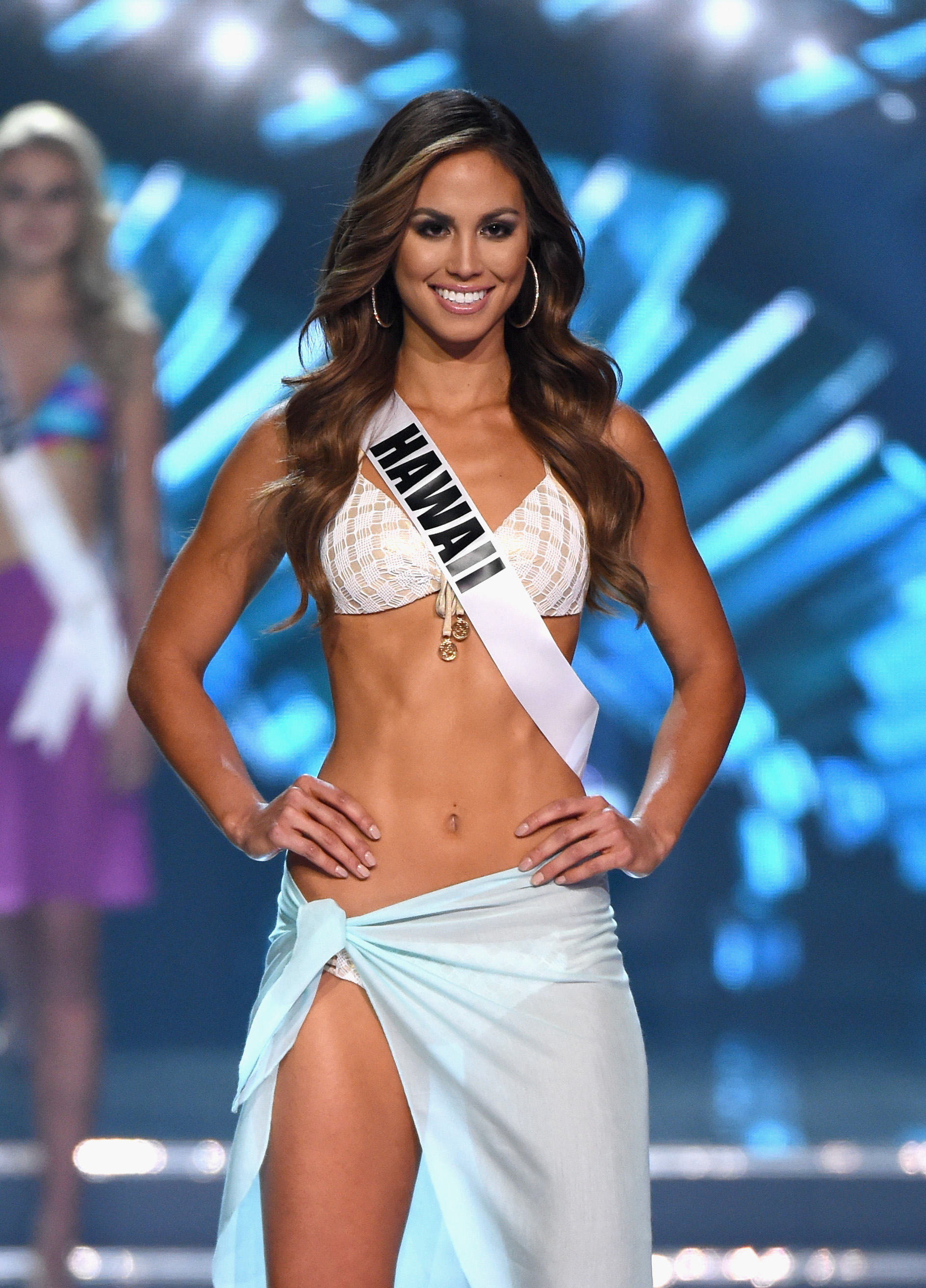 who is miss hawaii usa chelsea hardin? the miss usa runner-up leads