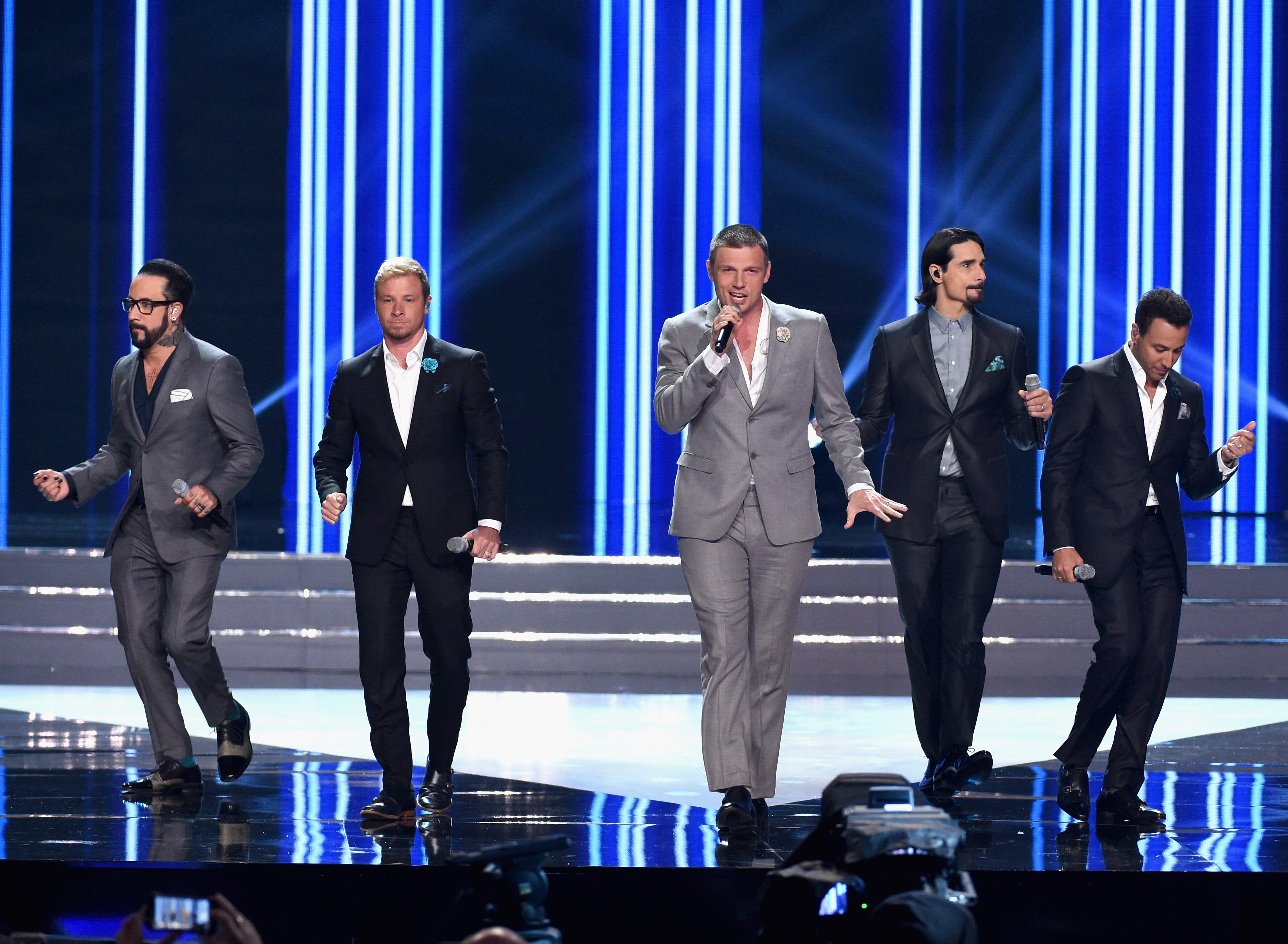 Where To Buy Backstreet Boys Planet Hollywood, Las Vegas Tickets ASAP
