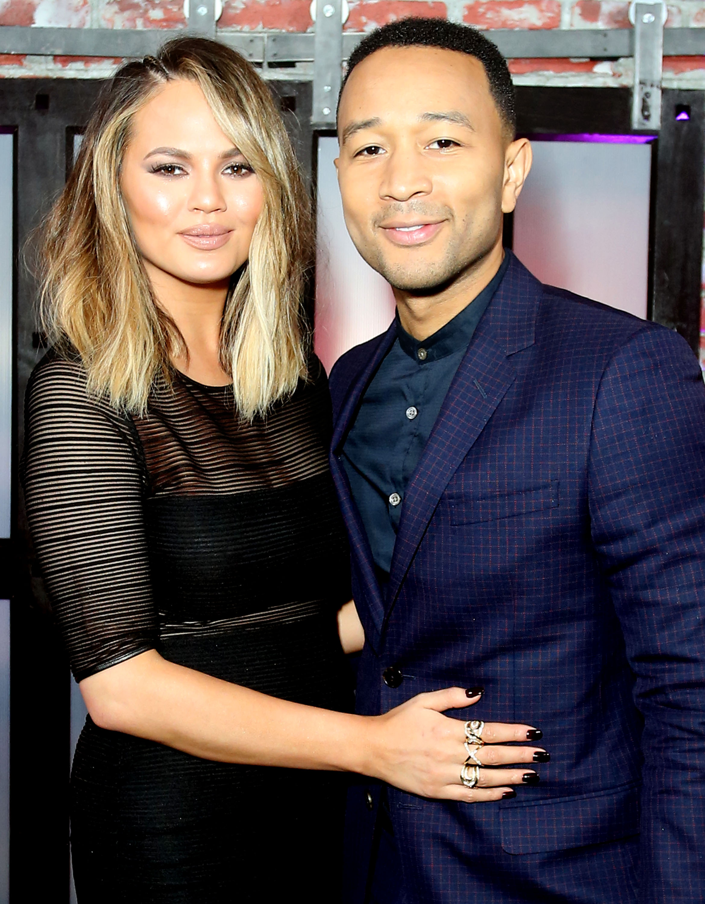 John Legend And His Wife All Of Me