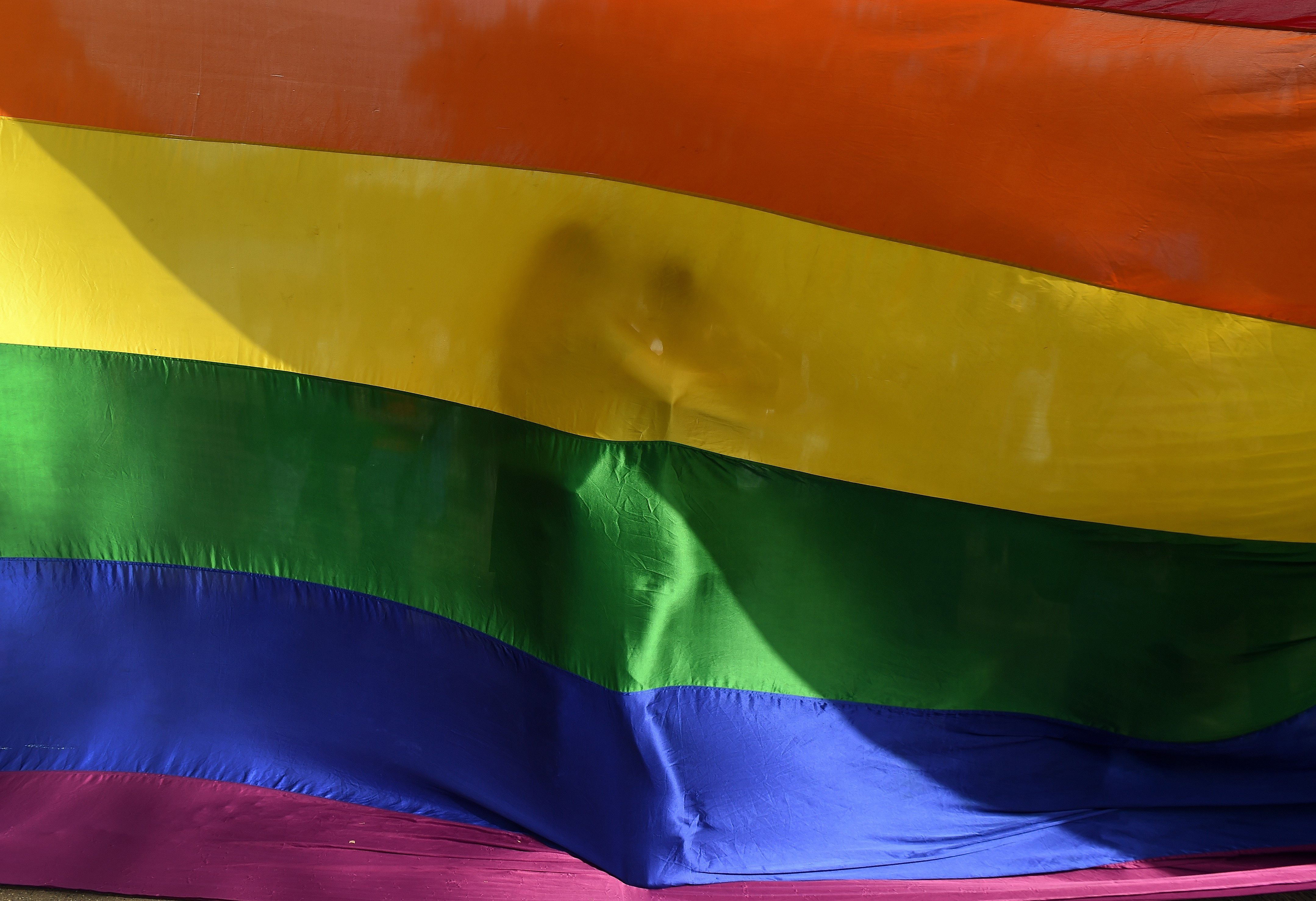 What Does The Rainbow Flag Mean? Here\'s An Explanation Of The ...