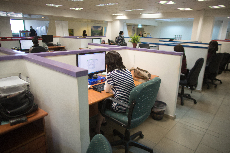 Millennial Media Office
