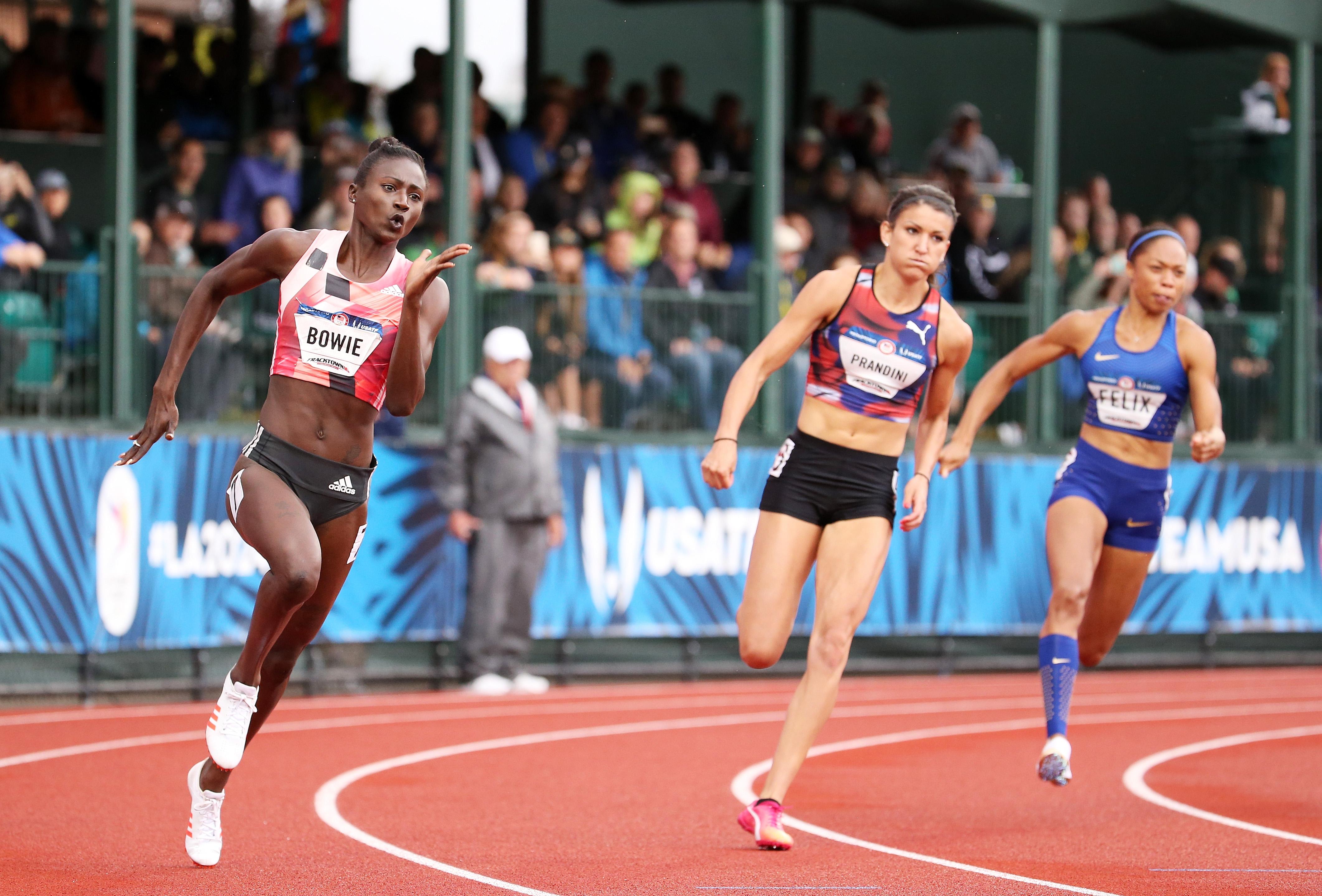 Hook athletes up at olympics 2019