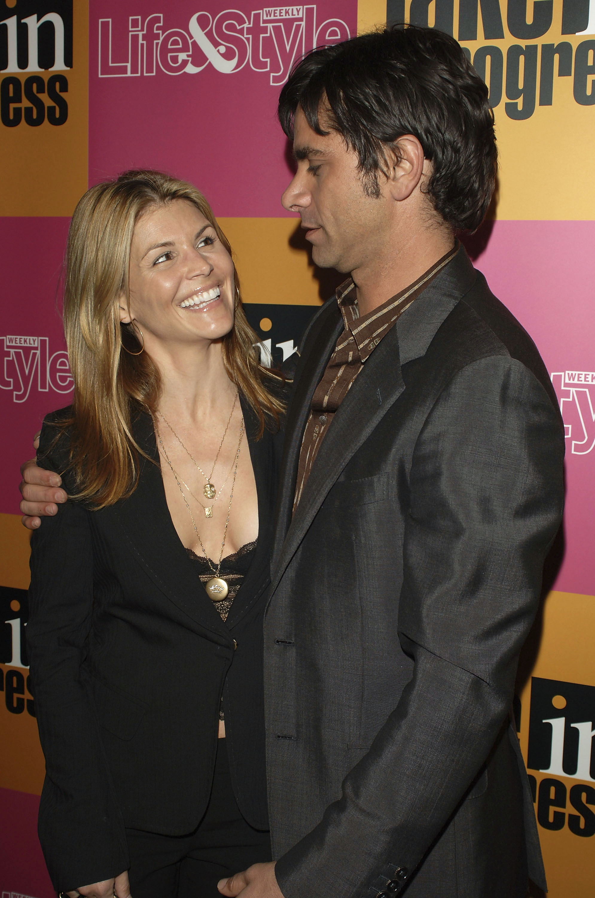 Who is john stamos currently dating