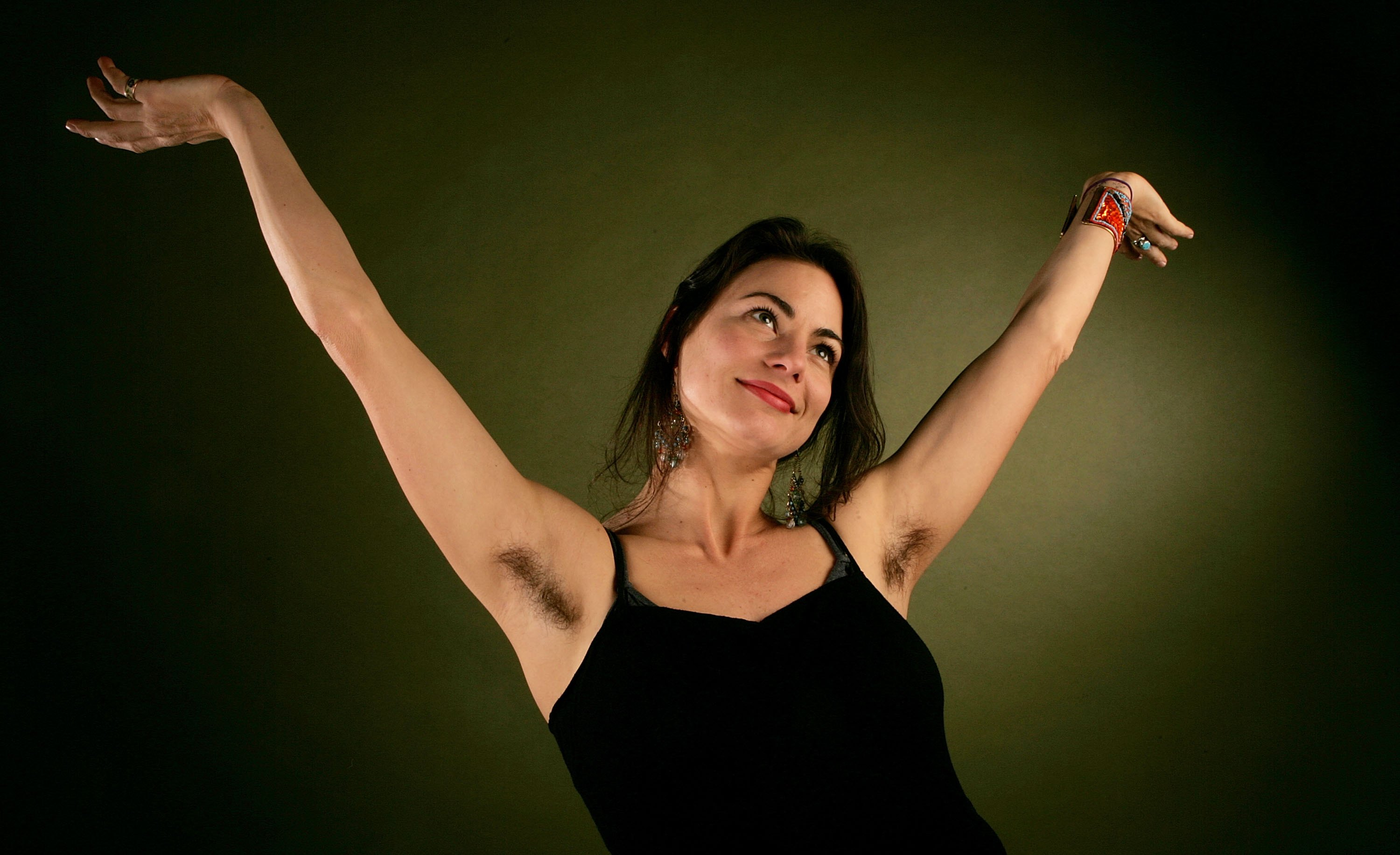 10 Reasons To Love Your Armpit Hair — The Wonders Of Pit ...