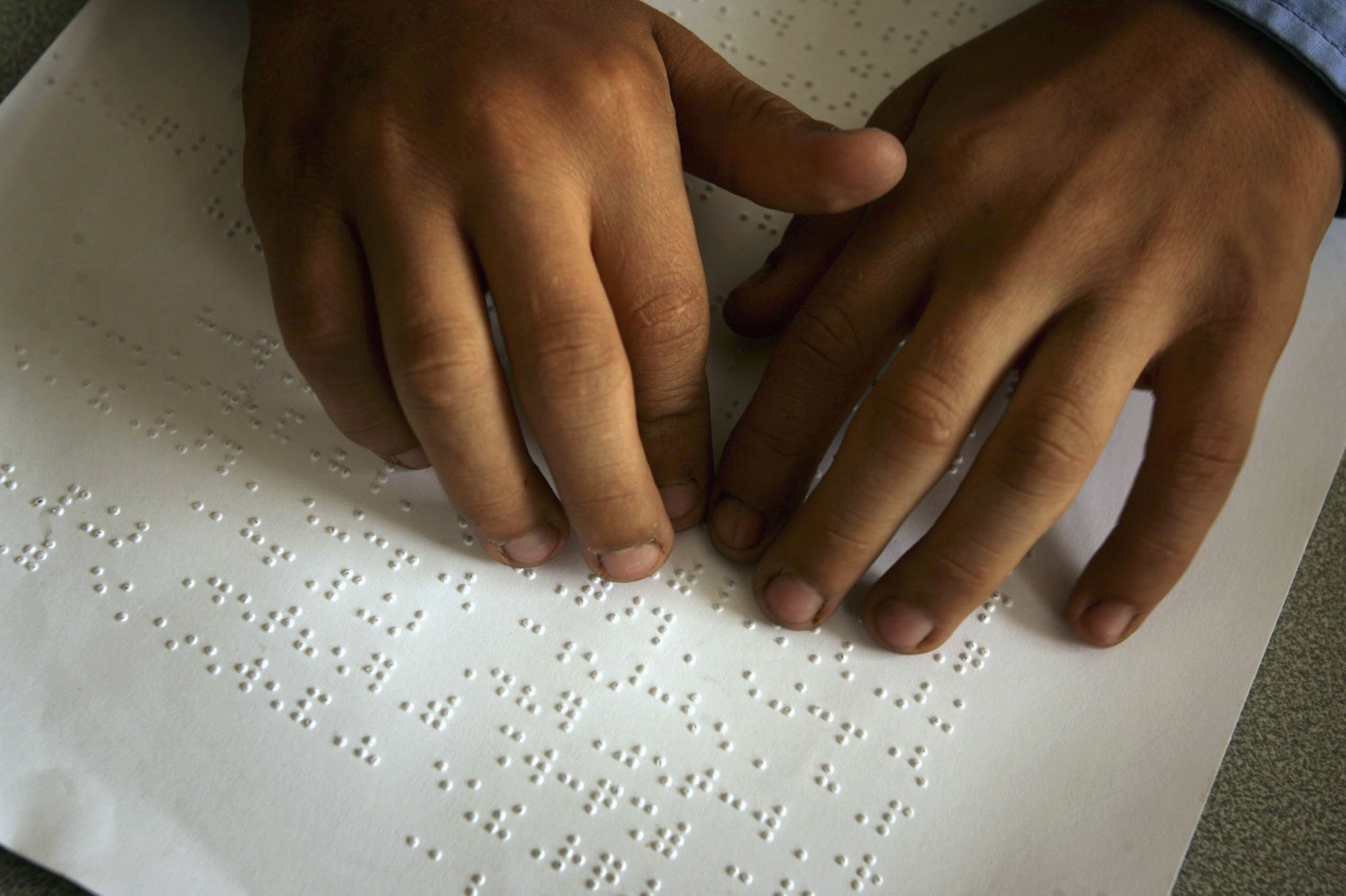how does braille work what it s like to be a braille reader and